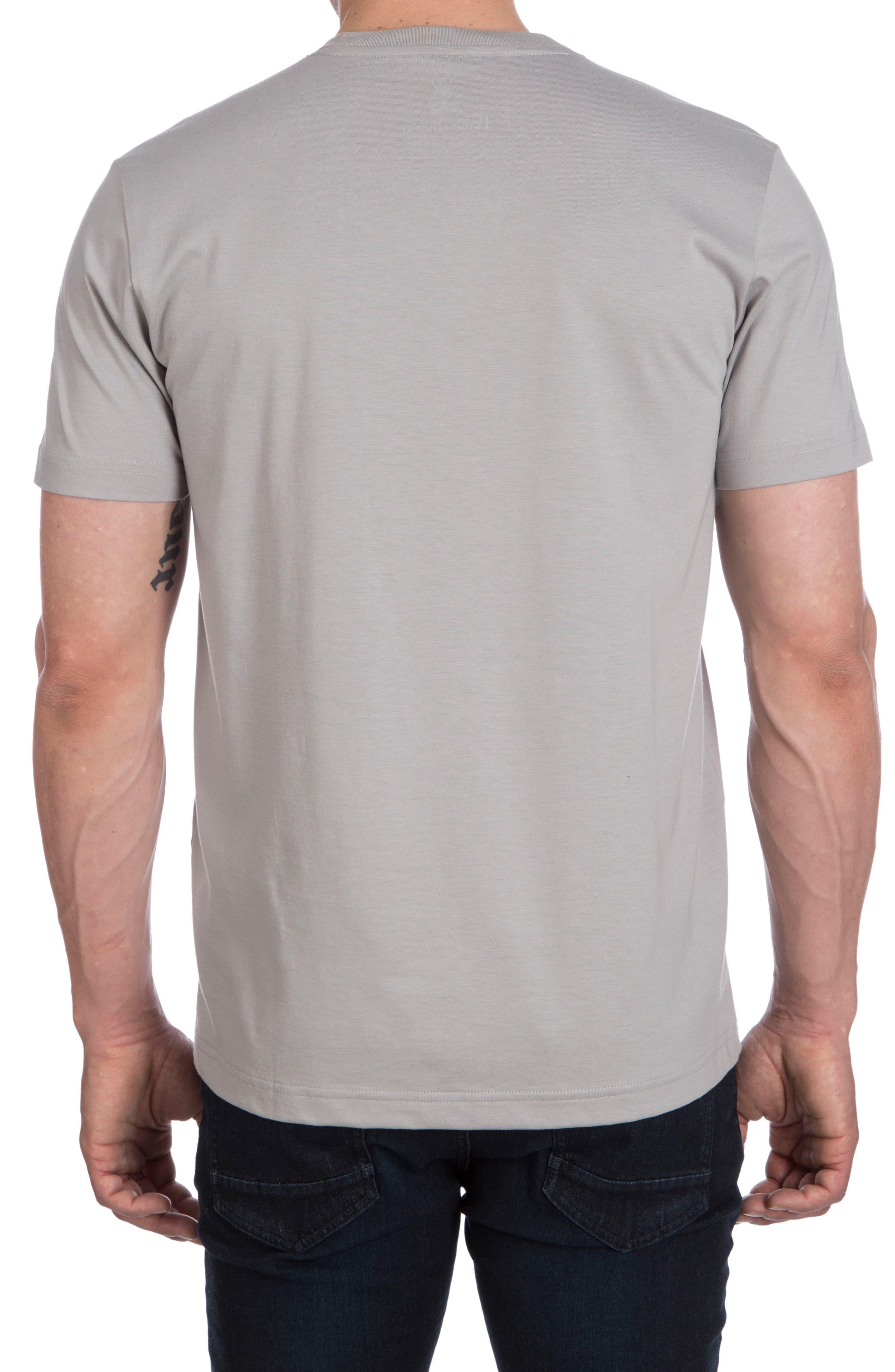 V-Neck T-Shirt,                             Alternate thumbnail 2, color,                             050