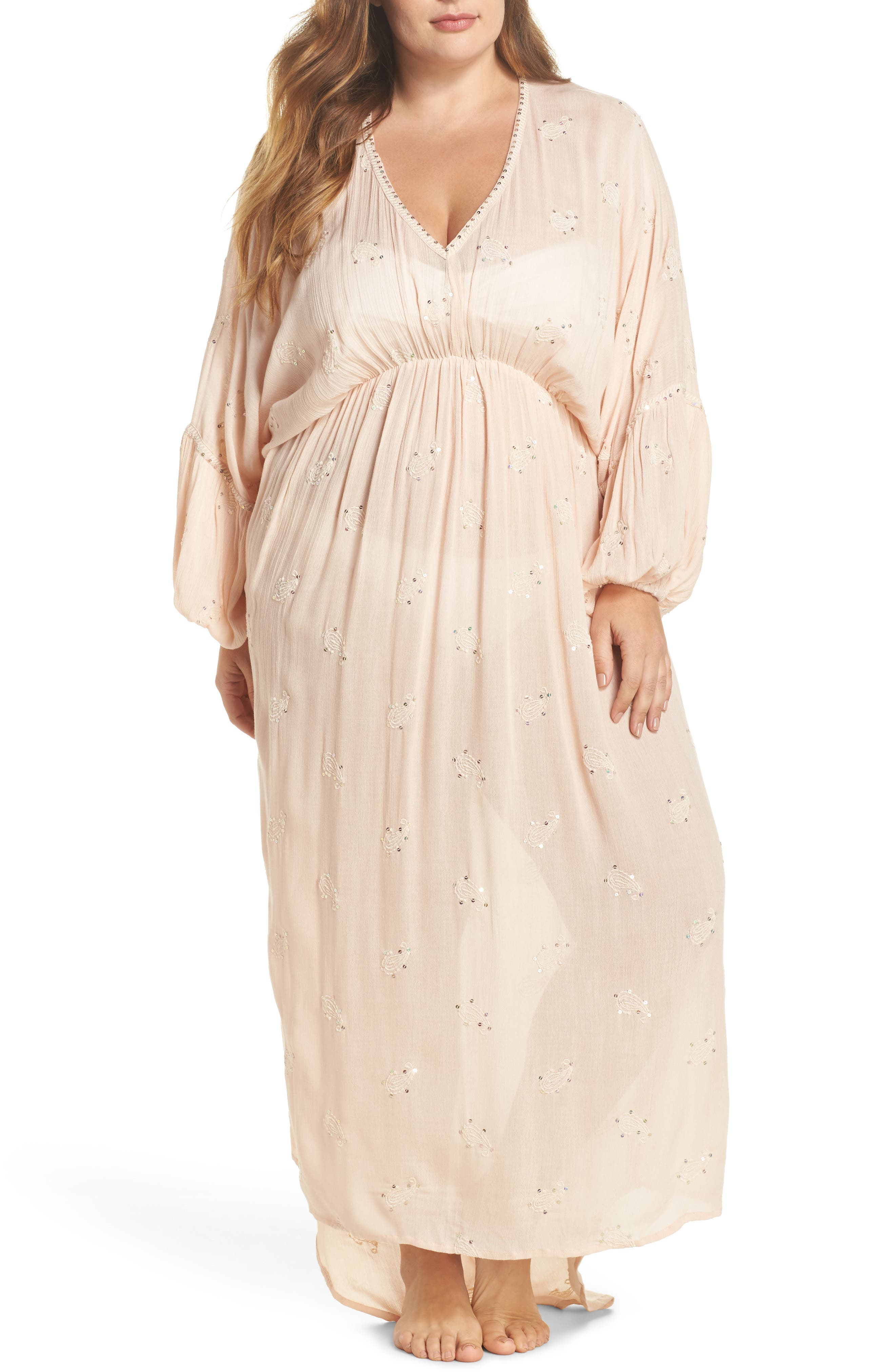 Mercer Cover-Up Dress,                         Main,                         color, 651