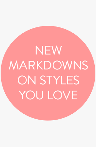 New plus-size markdowns.