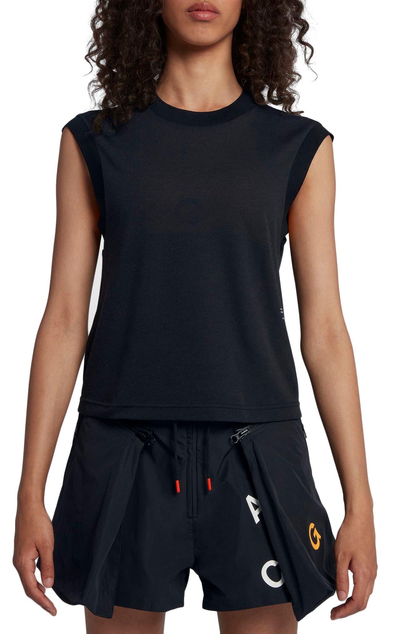 NIKE NikeLab ACG Women's Sleeveless Top, Main, color, 010