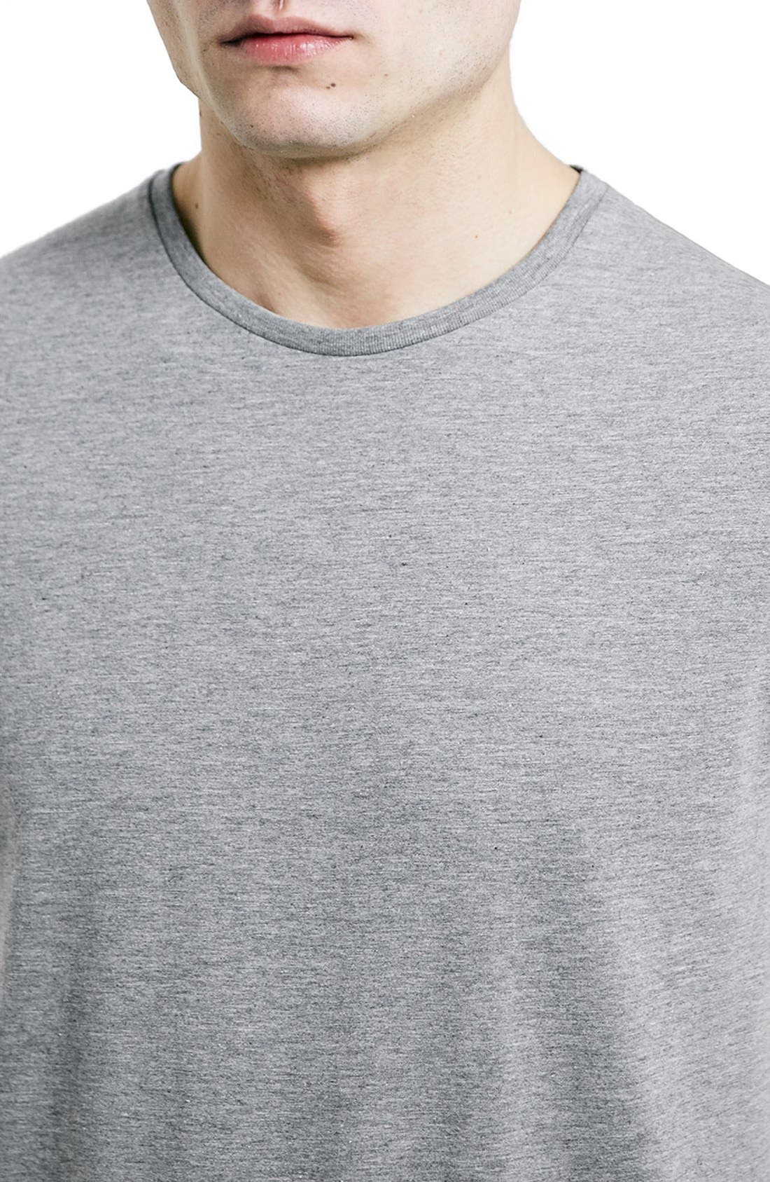 Slim Fit Crewneck T-Shirt,                             Alternate thumbnail 133, color,