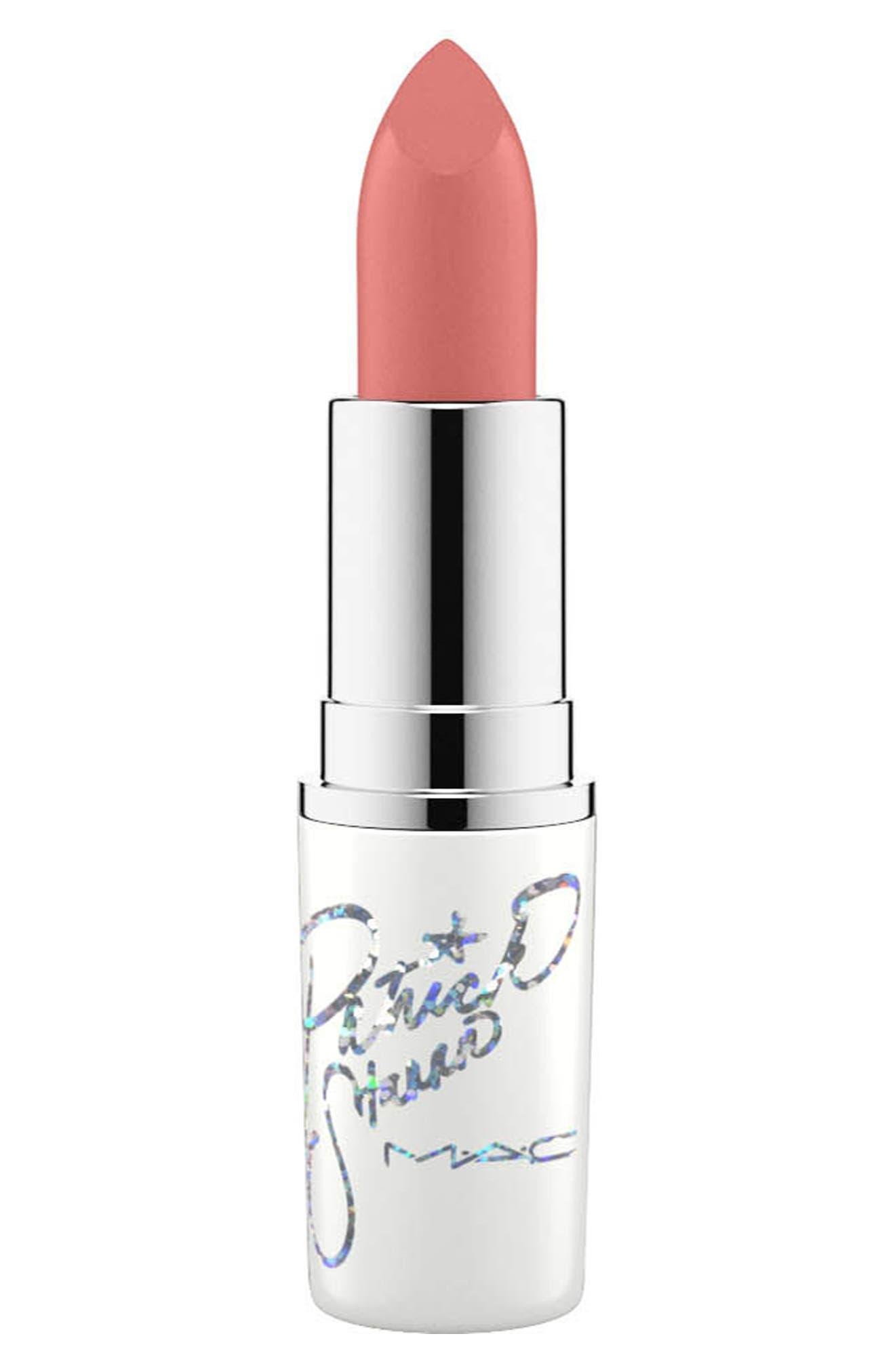 MAC x Patrickstarrr Lipstick,                             Alternate thumbnail 3, color,                             250