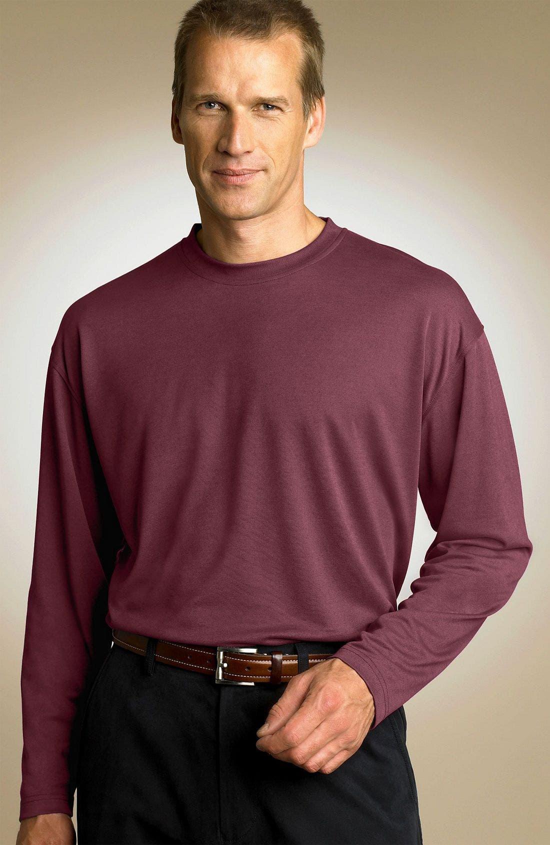 Polynosic T-Shirt,                             Main thumbnail 1, color,                             BBE