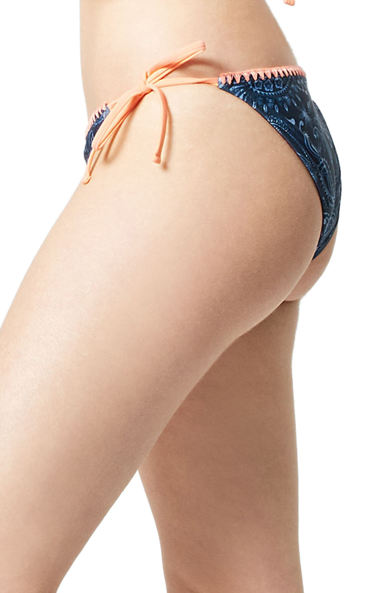 Purity Reversible Bikini Bottoms,                             Alternate thumbnail 4, color,                             400
