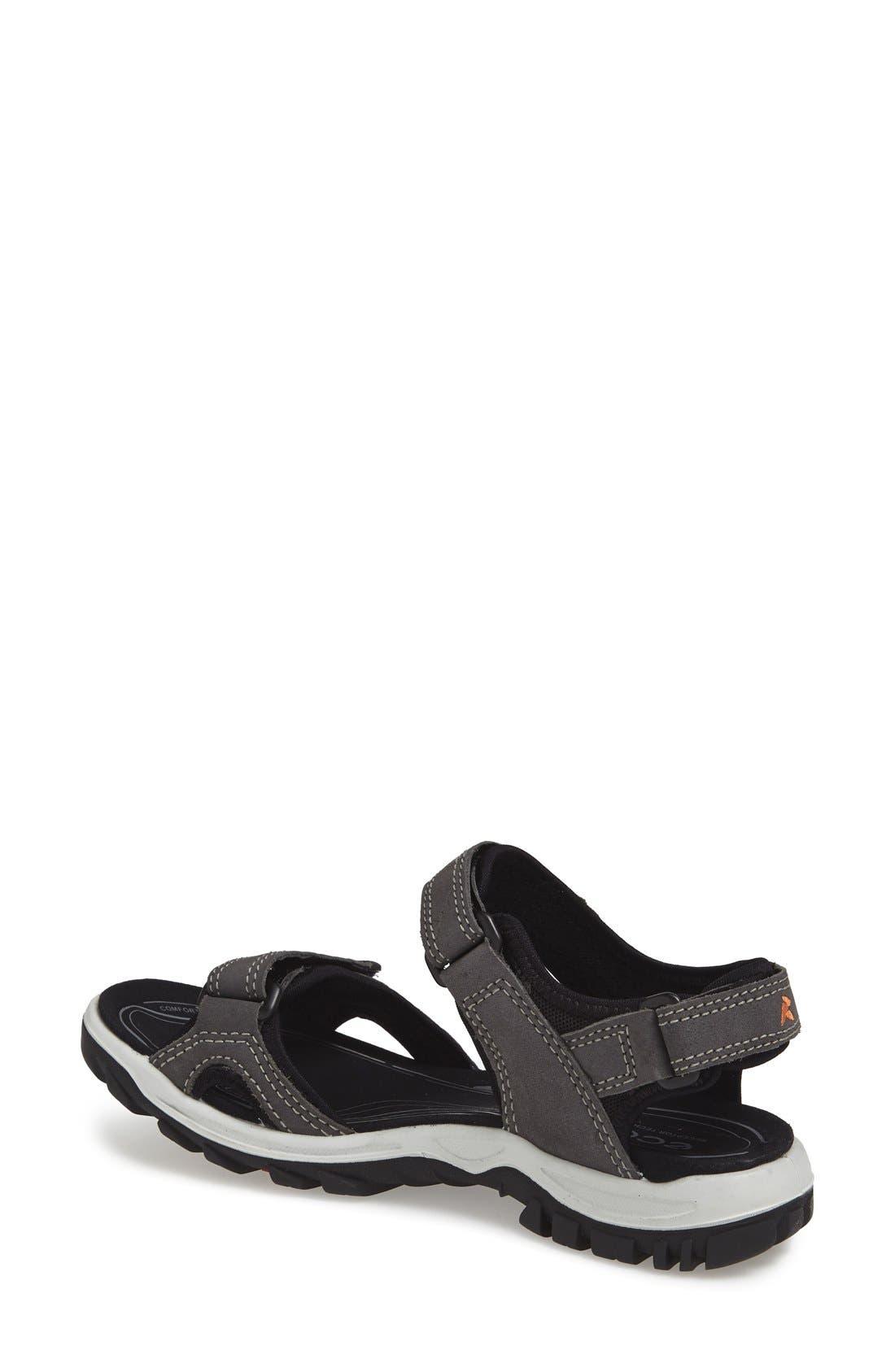 'Offroad' Lightweight Sandal,                             Alternate thumbnail 7, color,