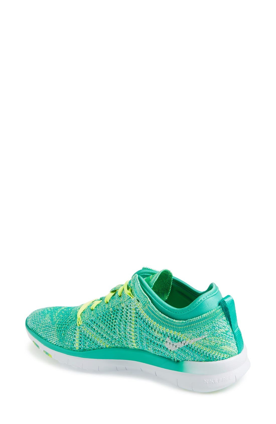 'Free Flyknit 5.0 TR' Training Shoe,                             Alternate thumbnail 24, color,
