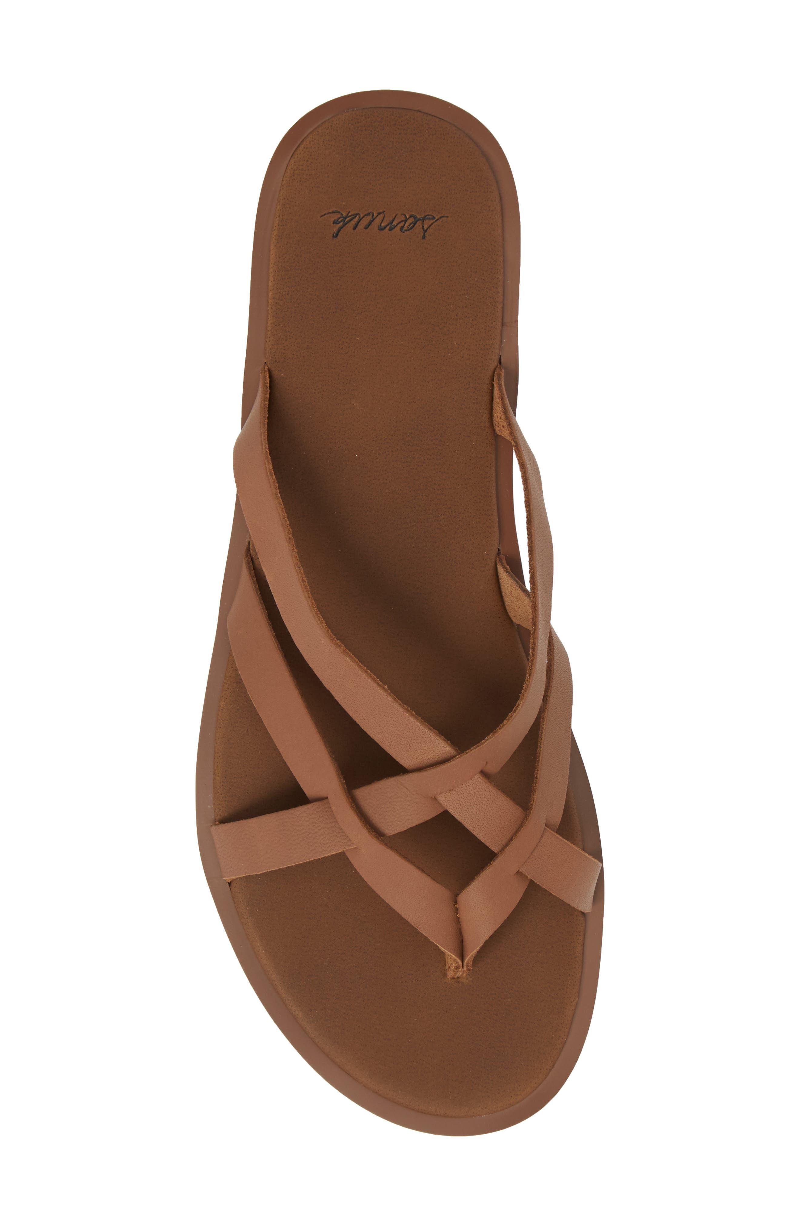 Yoga Strappy Thong Sandal,                             Alternate thumbnail 14, color,