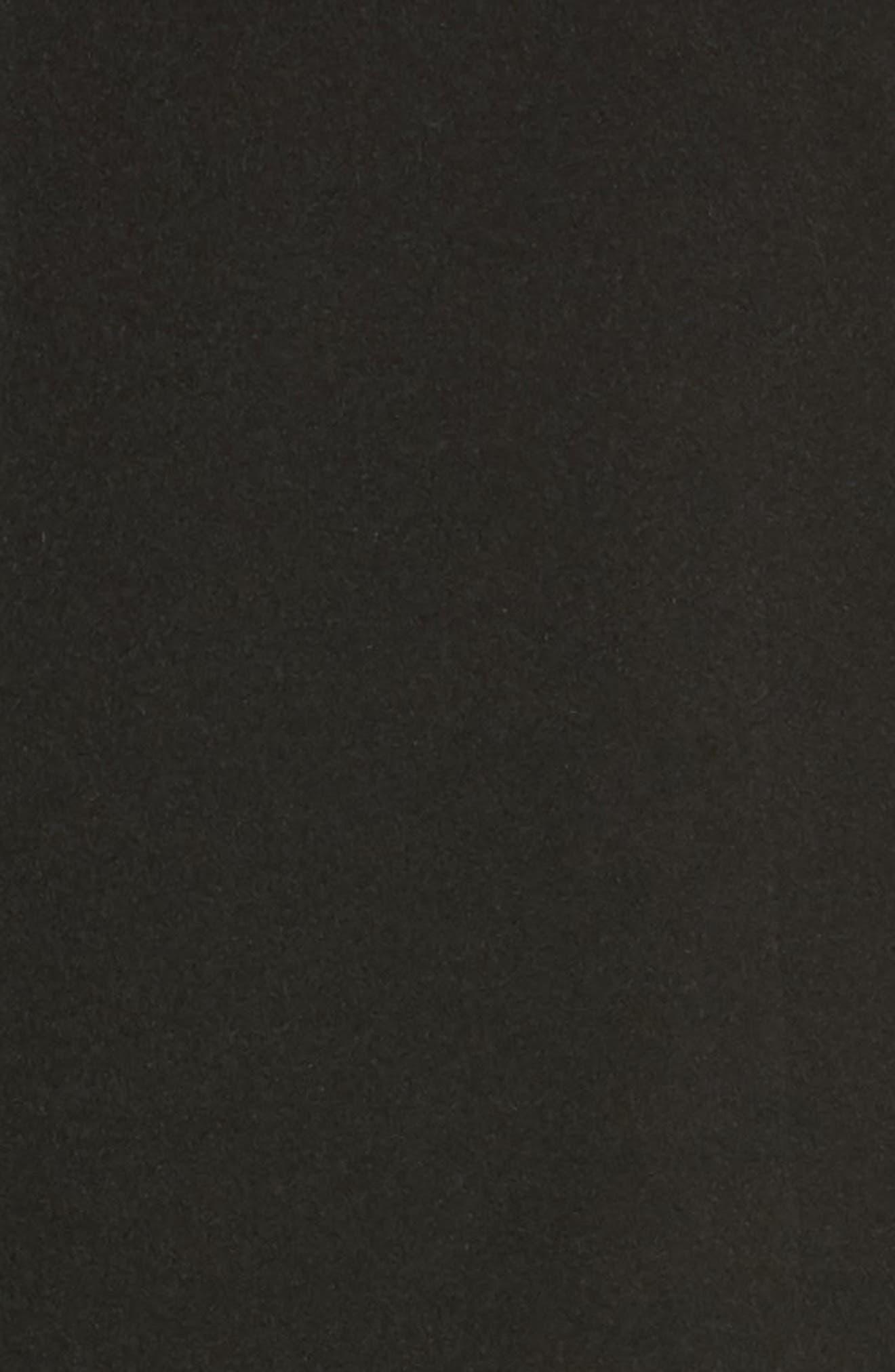 FLEURETTE,                             Modern Reefer Coat,                             Alternate thumbnail 6, color,                             001