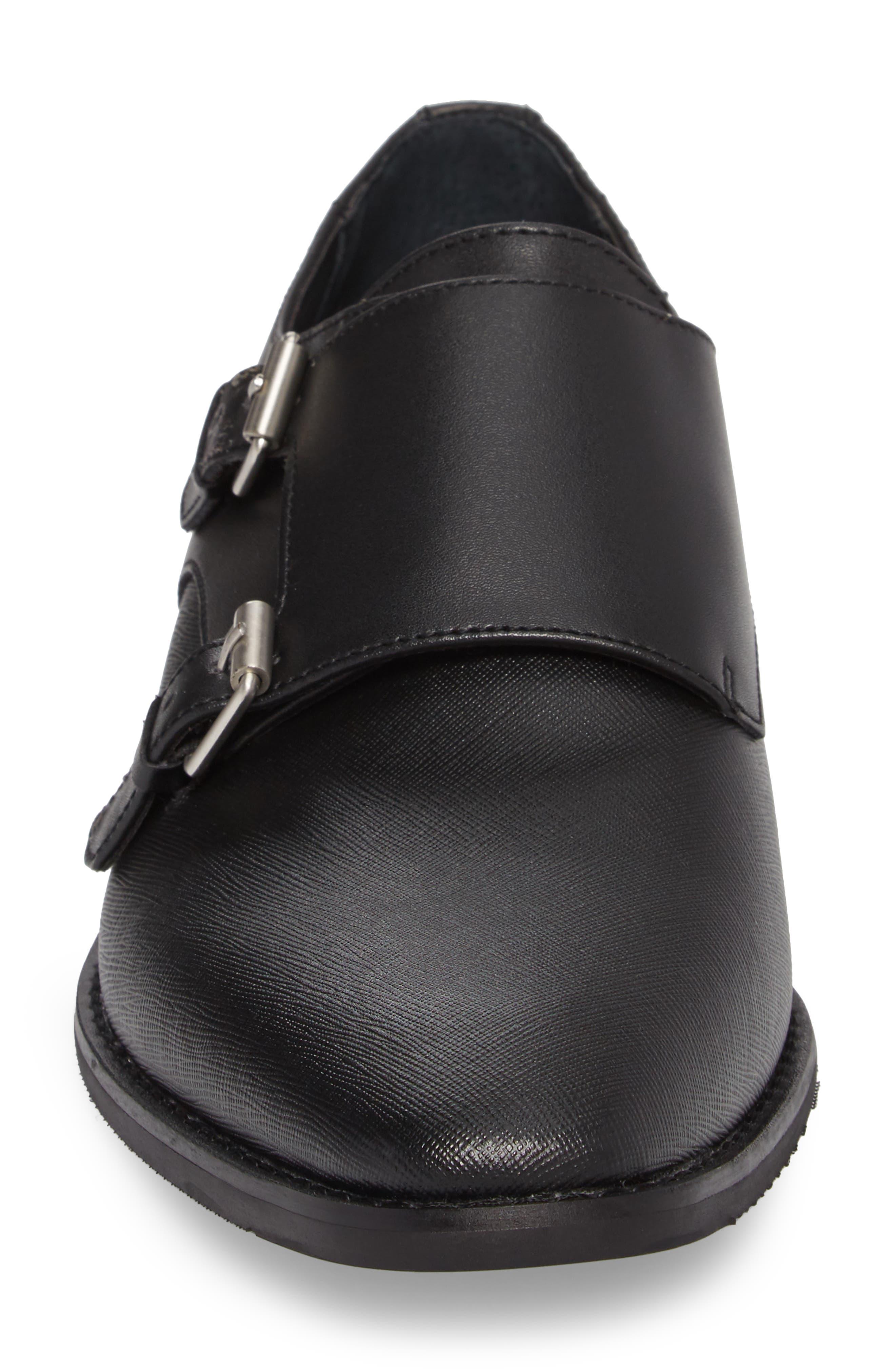 Robbie Double Monk Strap Shoe,                             Alternate thumbnail 11, color,