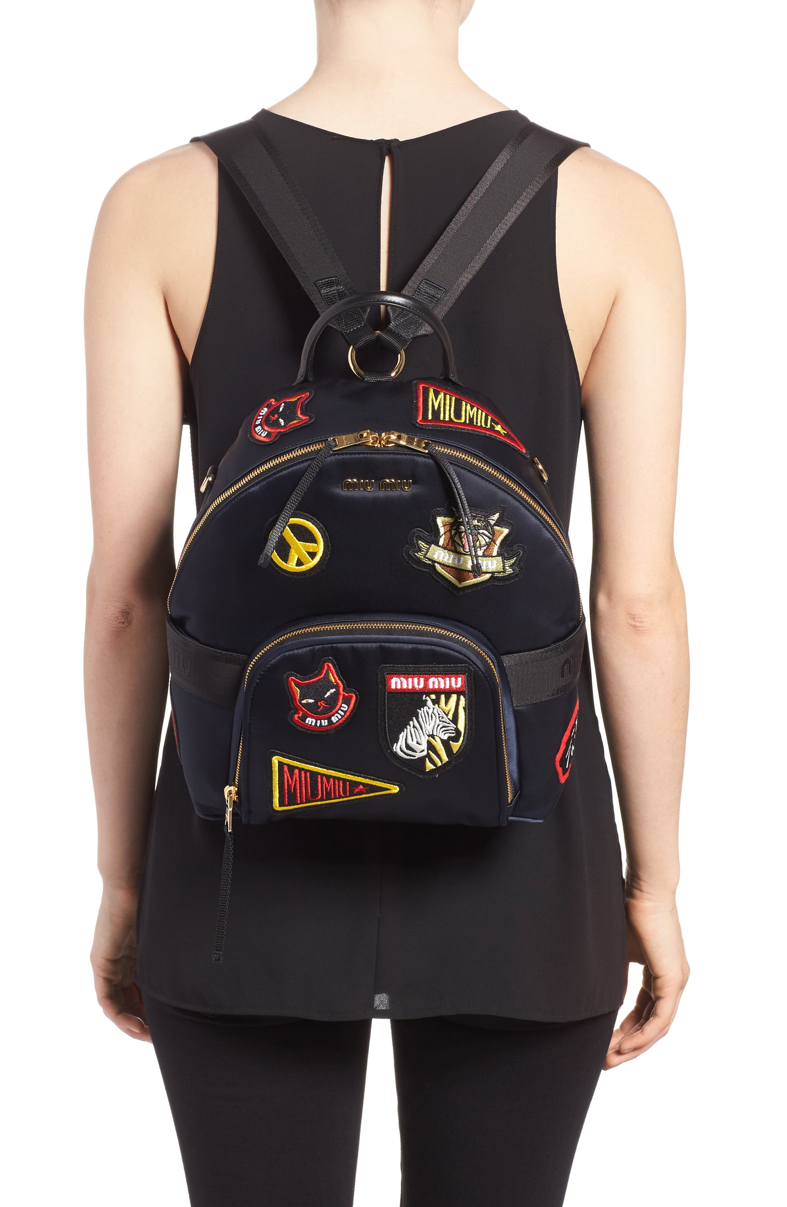 Patch Backpack,                             Alternate thumbnail 2, color,                             423