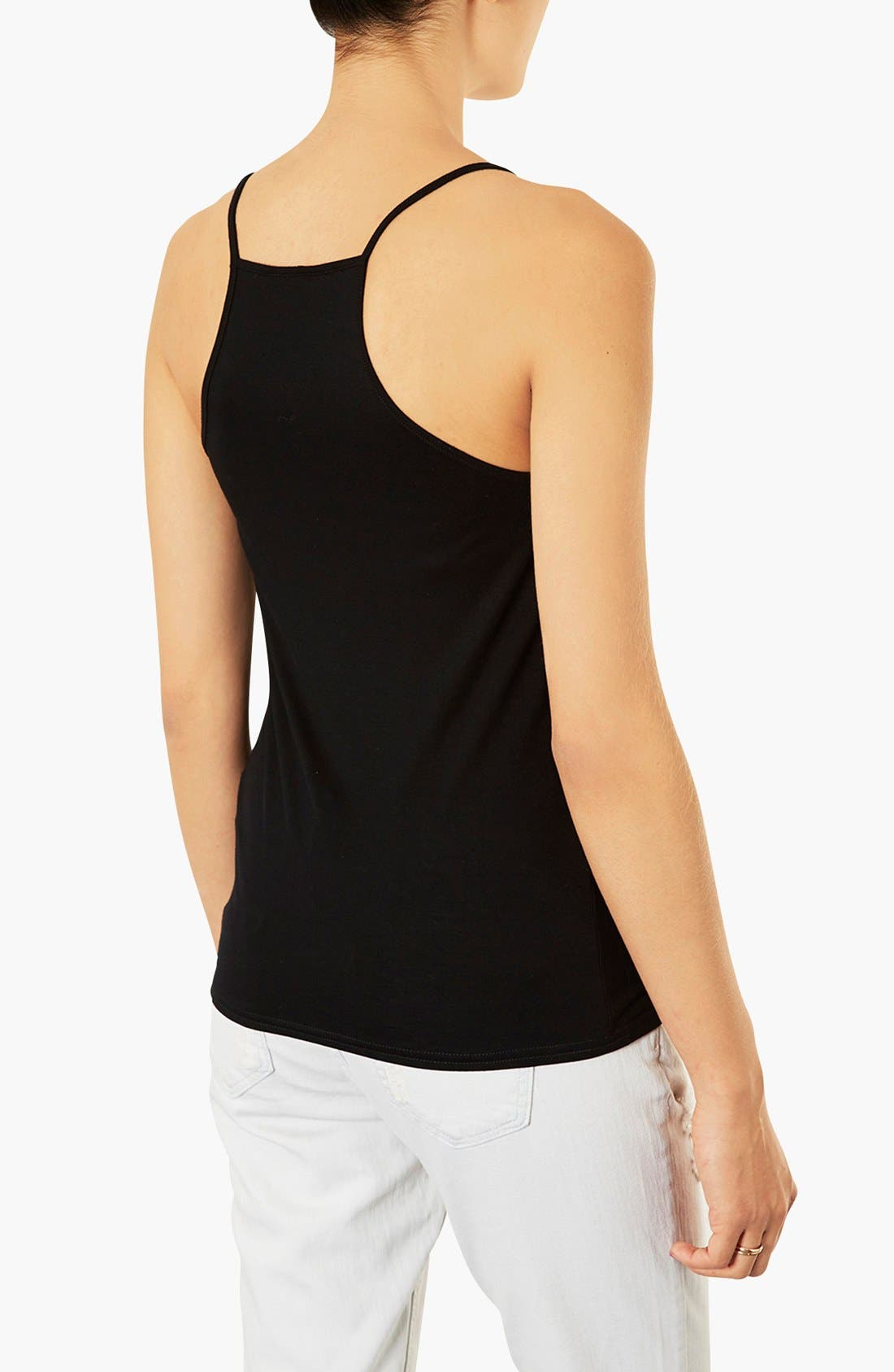 Strappy Camisole,                             Alternate thumbnail 2, color,                             001