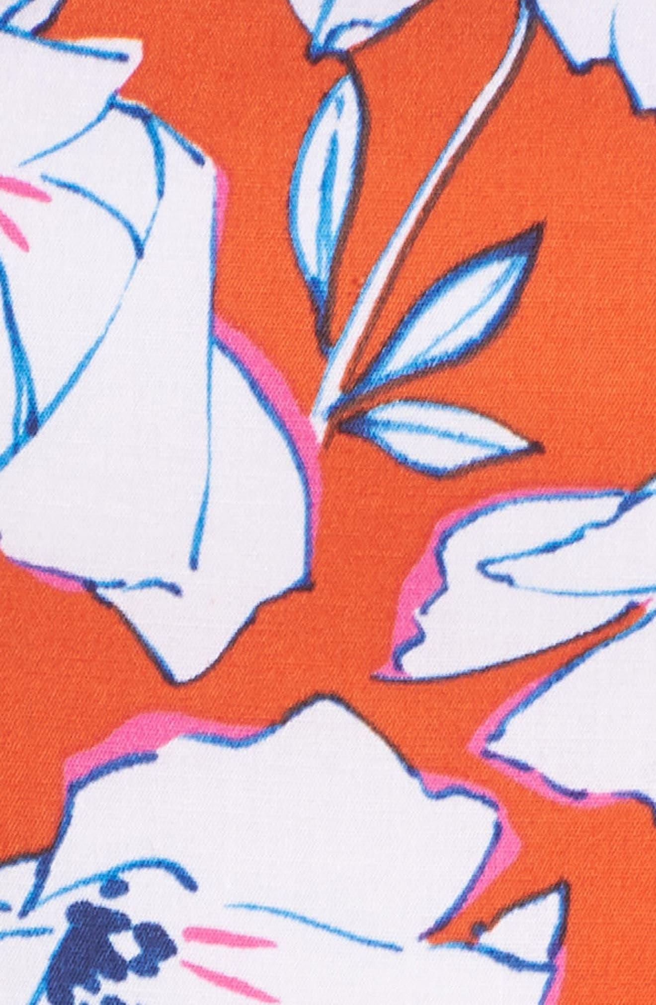 Wide Strap Crop Leg Jumpsuit,                             Alternate thumbnail 6, color,                             600