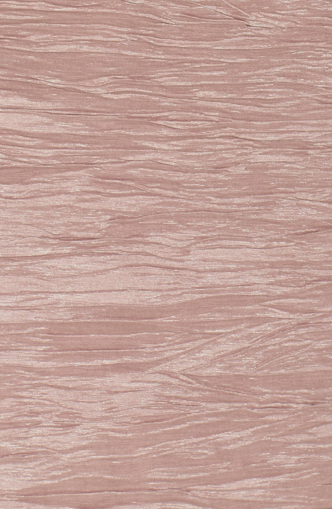 Metallic Sheath Dress,                             Alternate thumbnail 10, color,