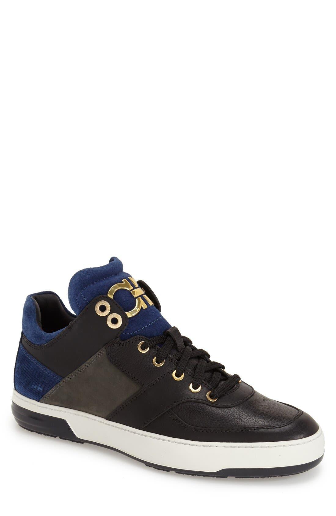 'Monroe' Sneaker, Main, color, 004