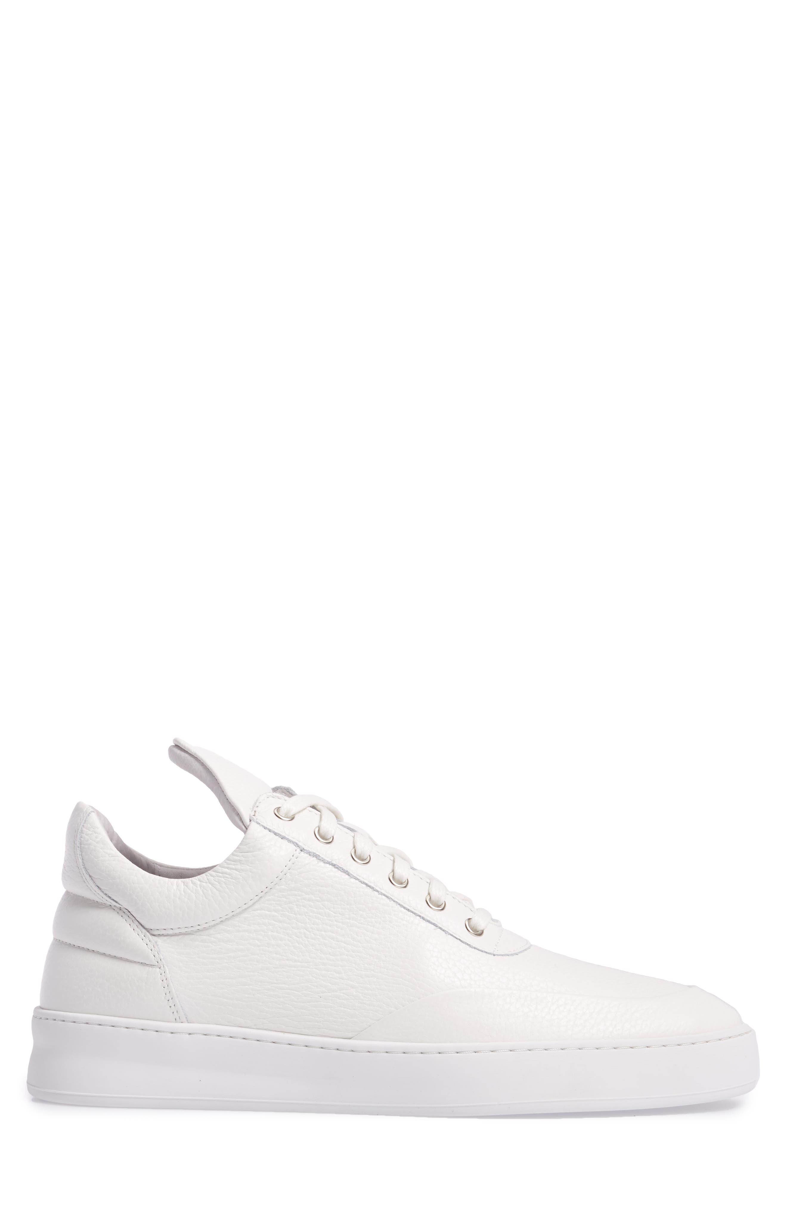 Low Top Sneaker,                             Alternate thumbnail 3, color,                             100