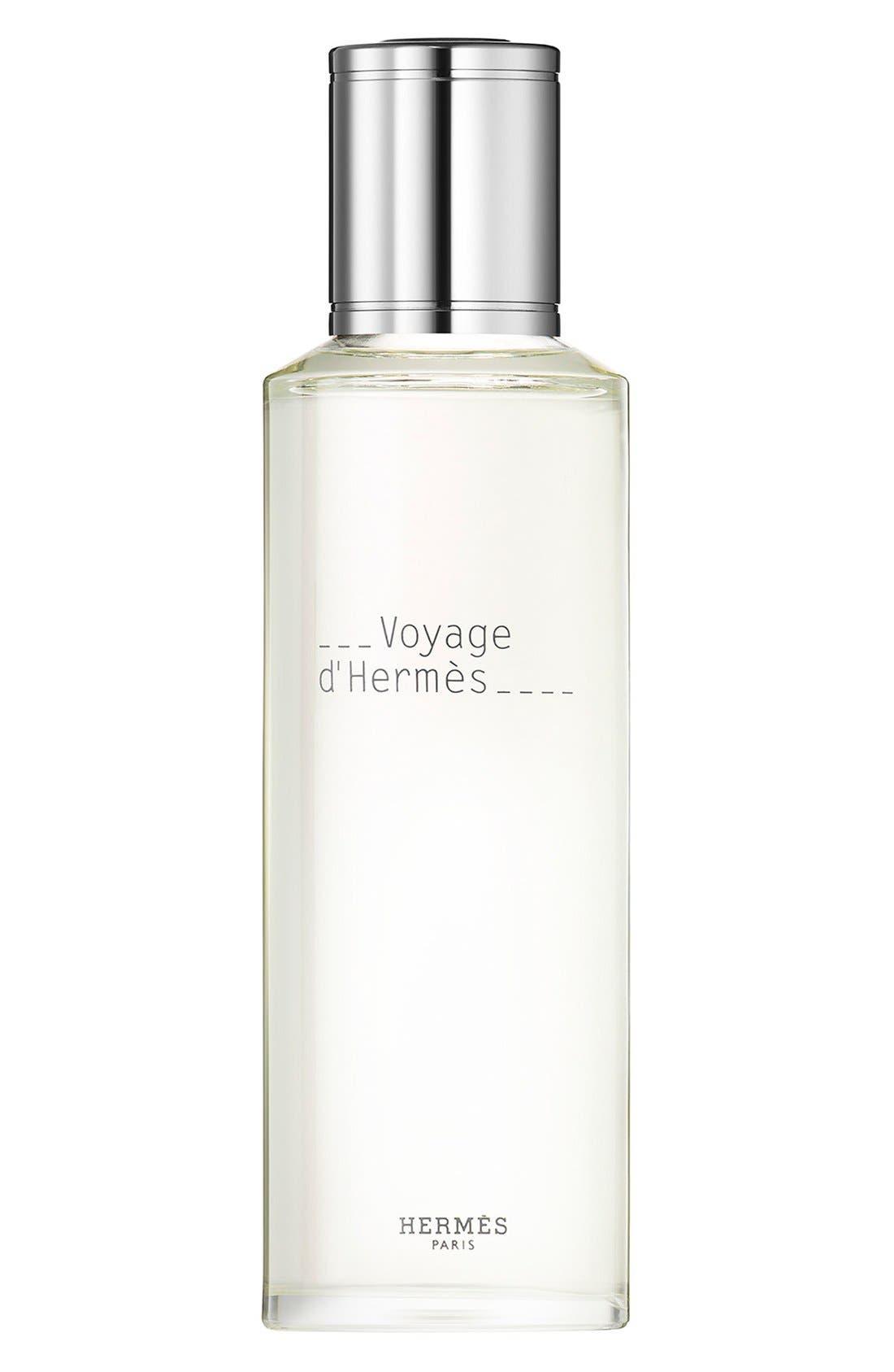 Hermès Voyage d'Hermès - Pure perfume refill,                             Main thumbnail 1, color,                             000