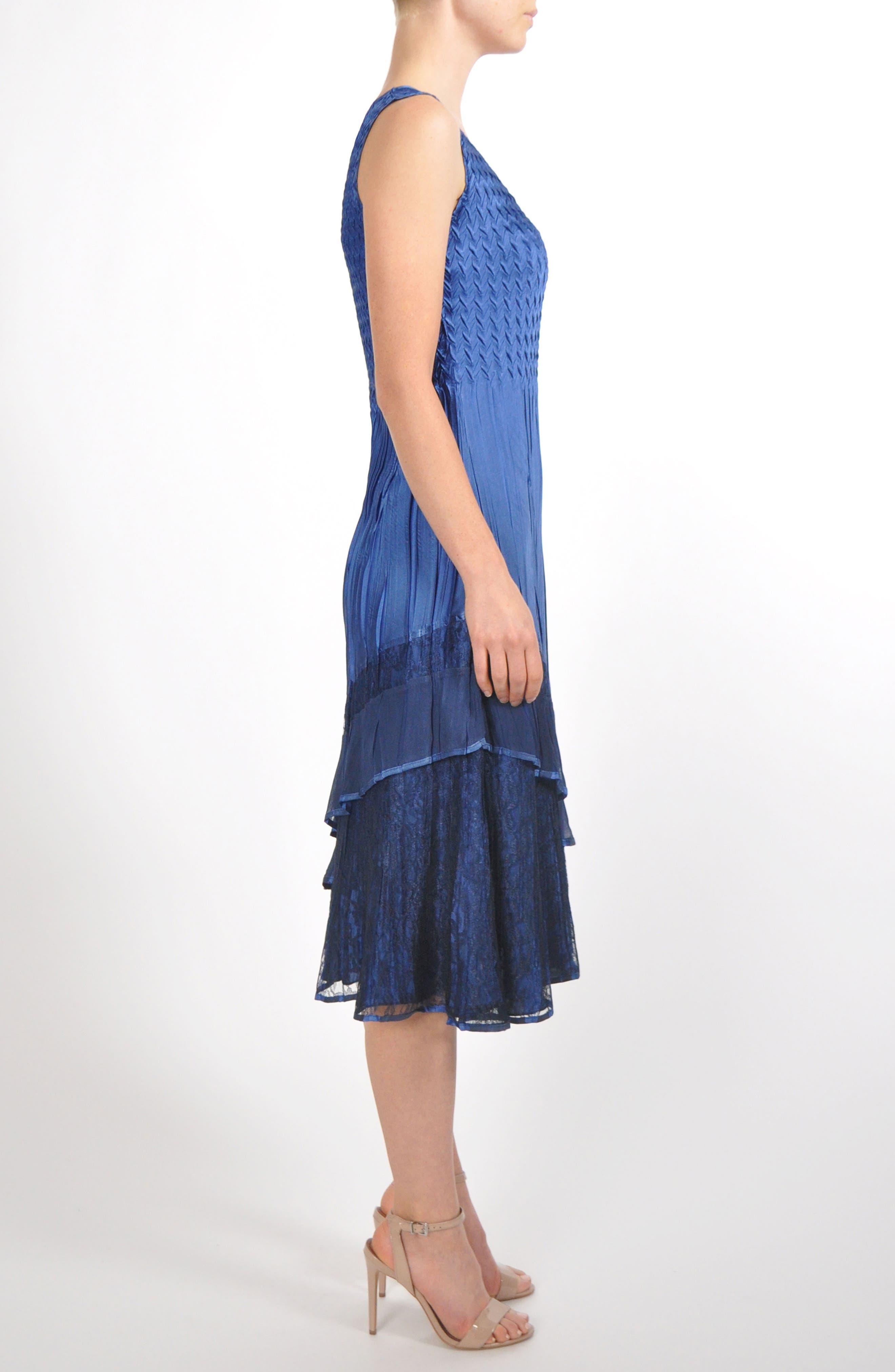 Komorov Midi Dress with Jacket,                             Alternate thumbnail 7, color,                             484