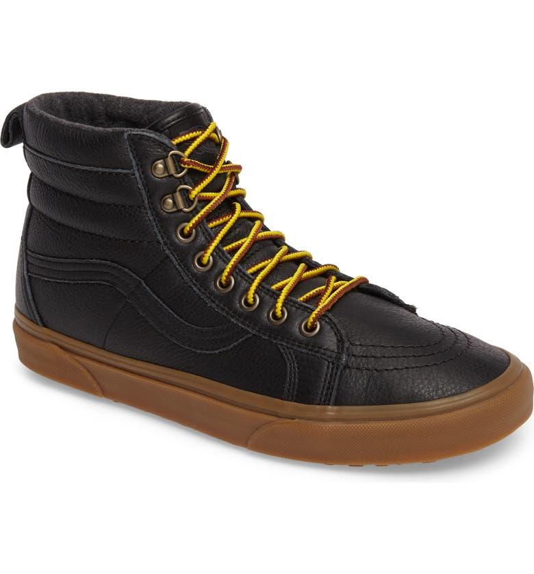 Vans SK8-Hi MTE Insulated Water Resistant Sneaker (Men)  1115f5266