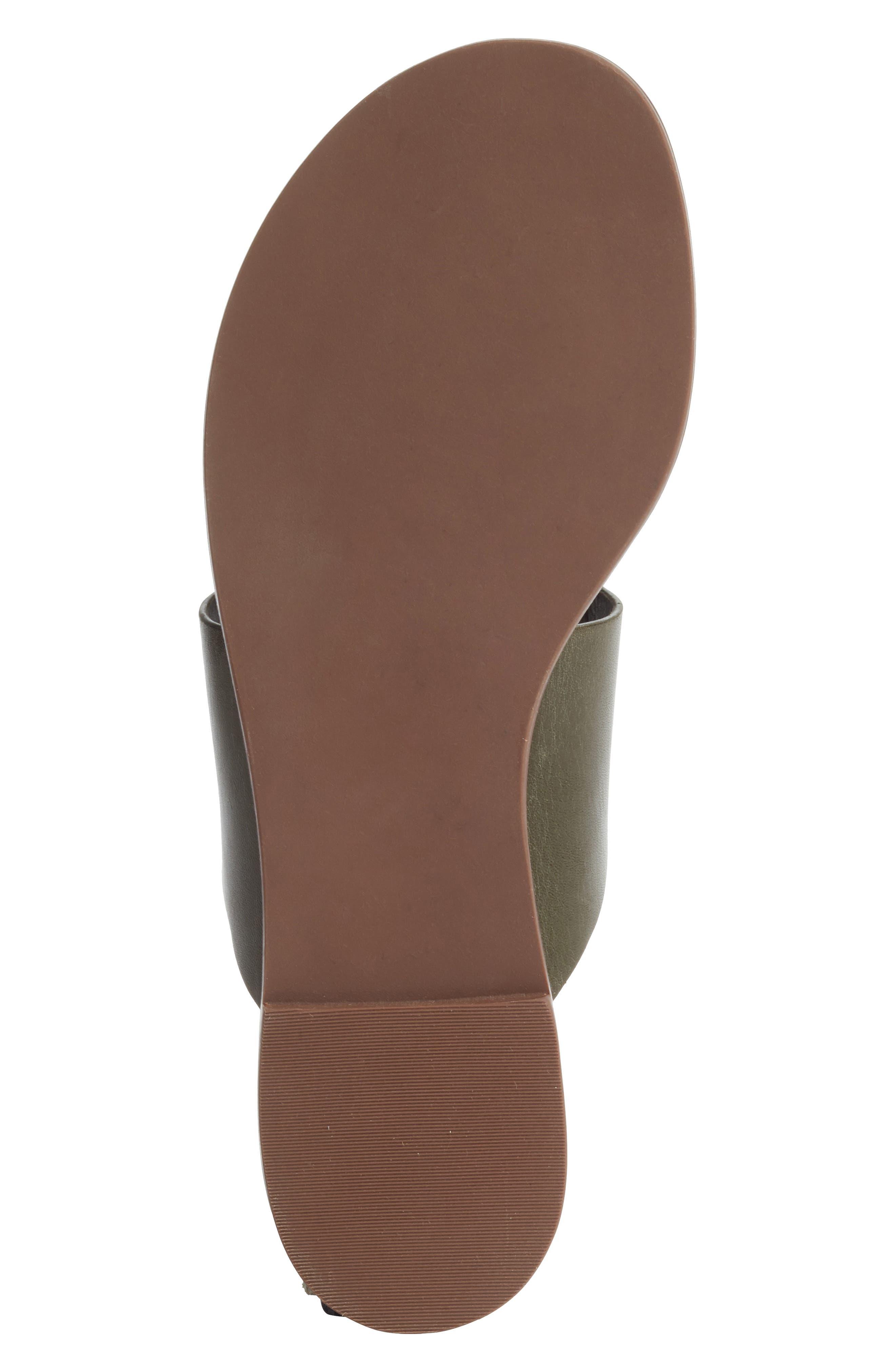 Brannan Studded Sandal,                             Alternate thumbnail 6, color,                             LECCIO