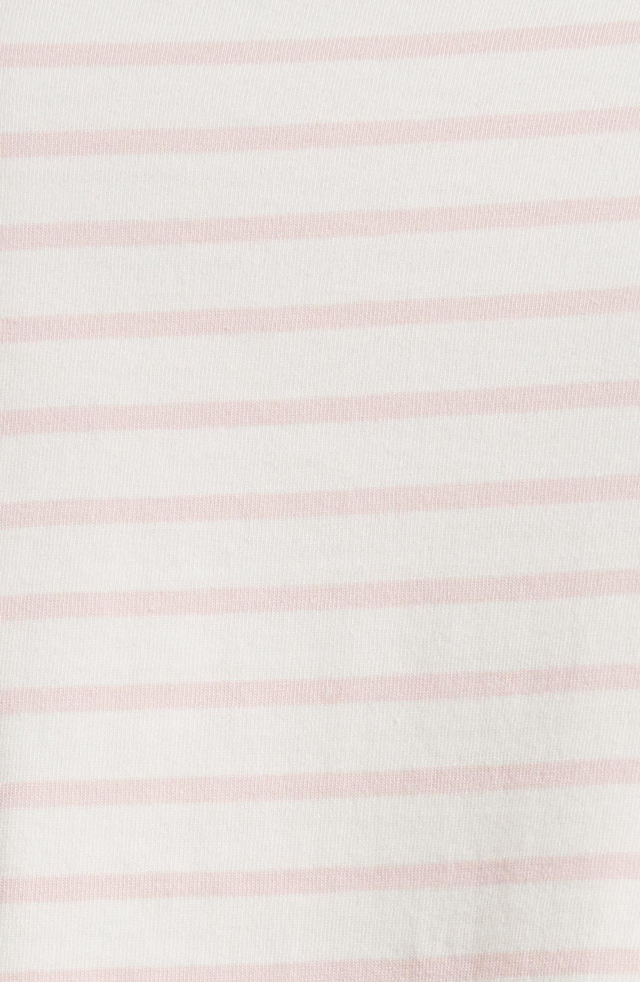 The Classic Stripe Tee,                             Alternate thumbnail 9, color,