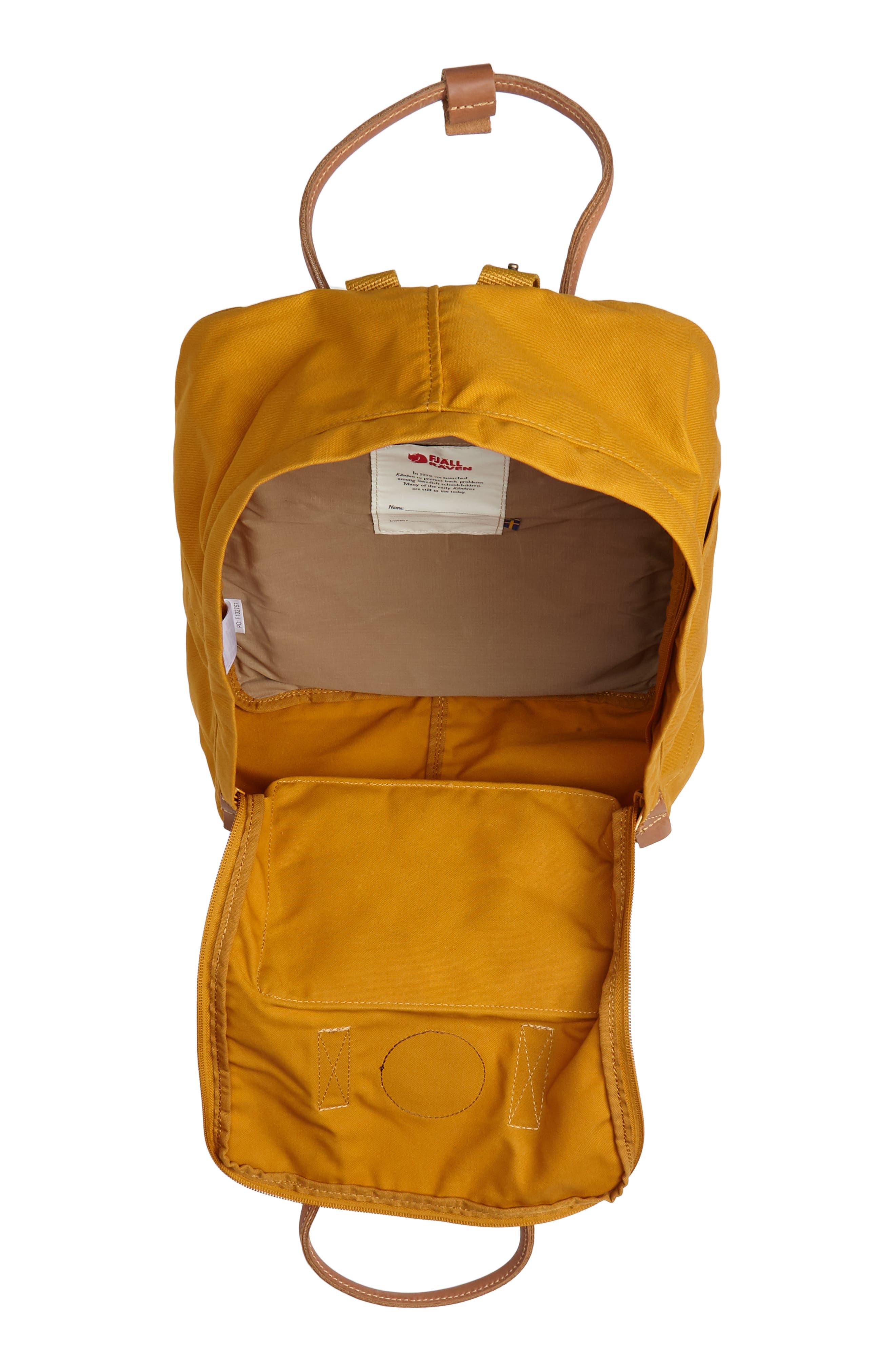 'Kånken No. 2' Backpack,                             Alternate thumbnail 4, color,                             ACORN