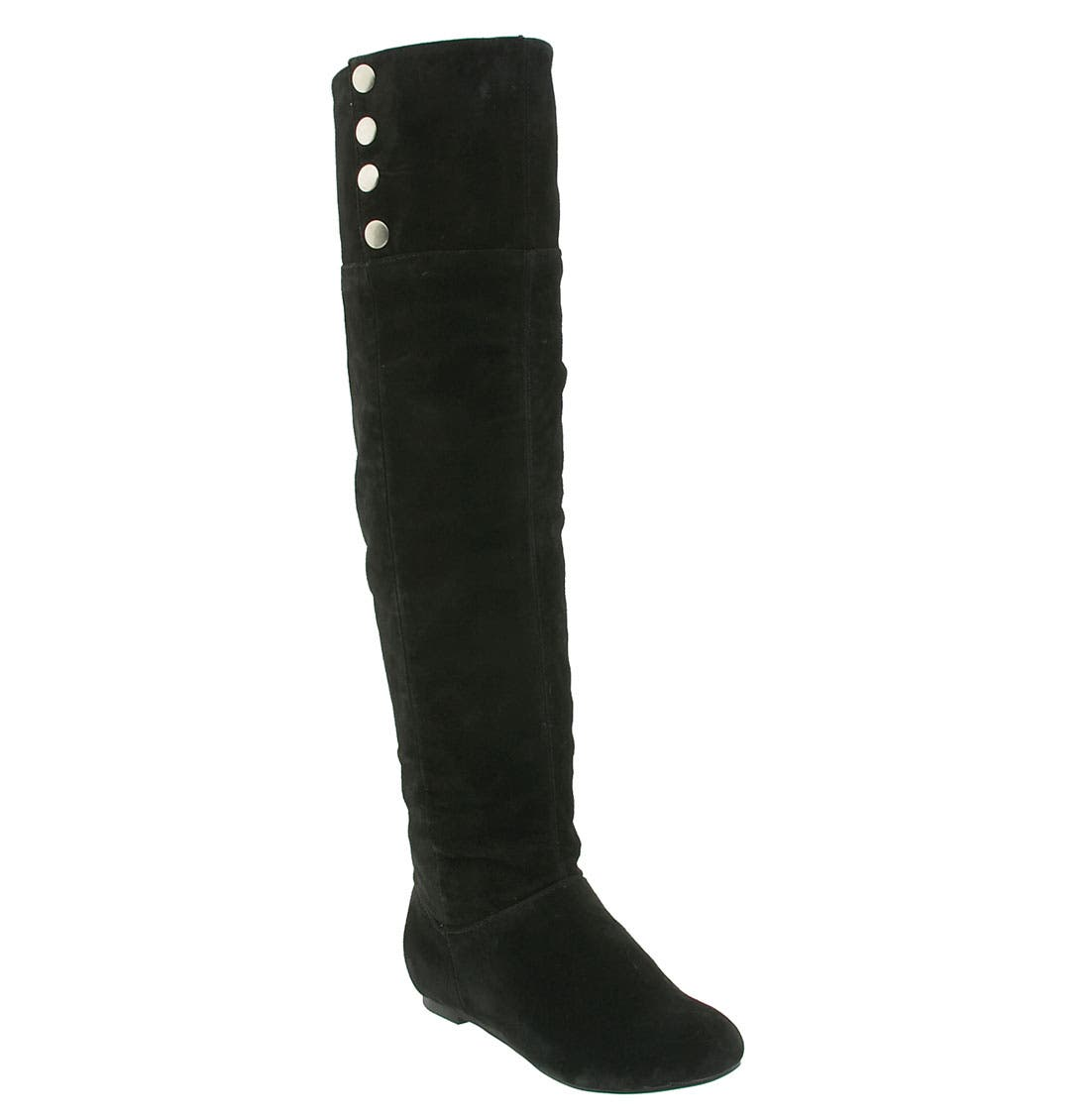 CHINESE LAUNDRY,                             'Trust Me' Over the Knee Boot,                             Main thumbnail 1, color,                             001