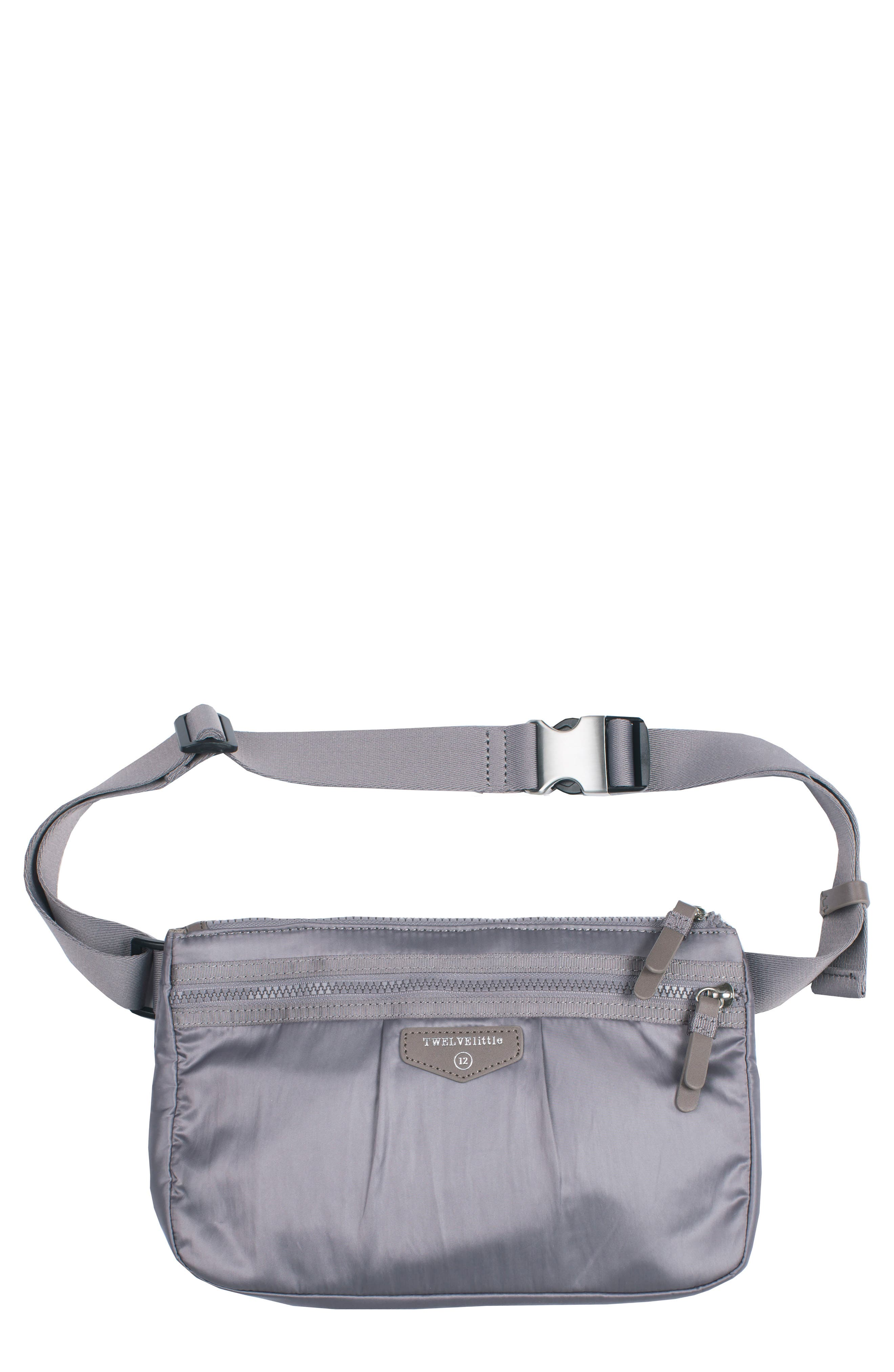 Fanny Pack,                         Main,                         color, GREY