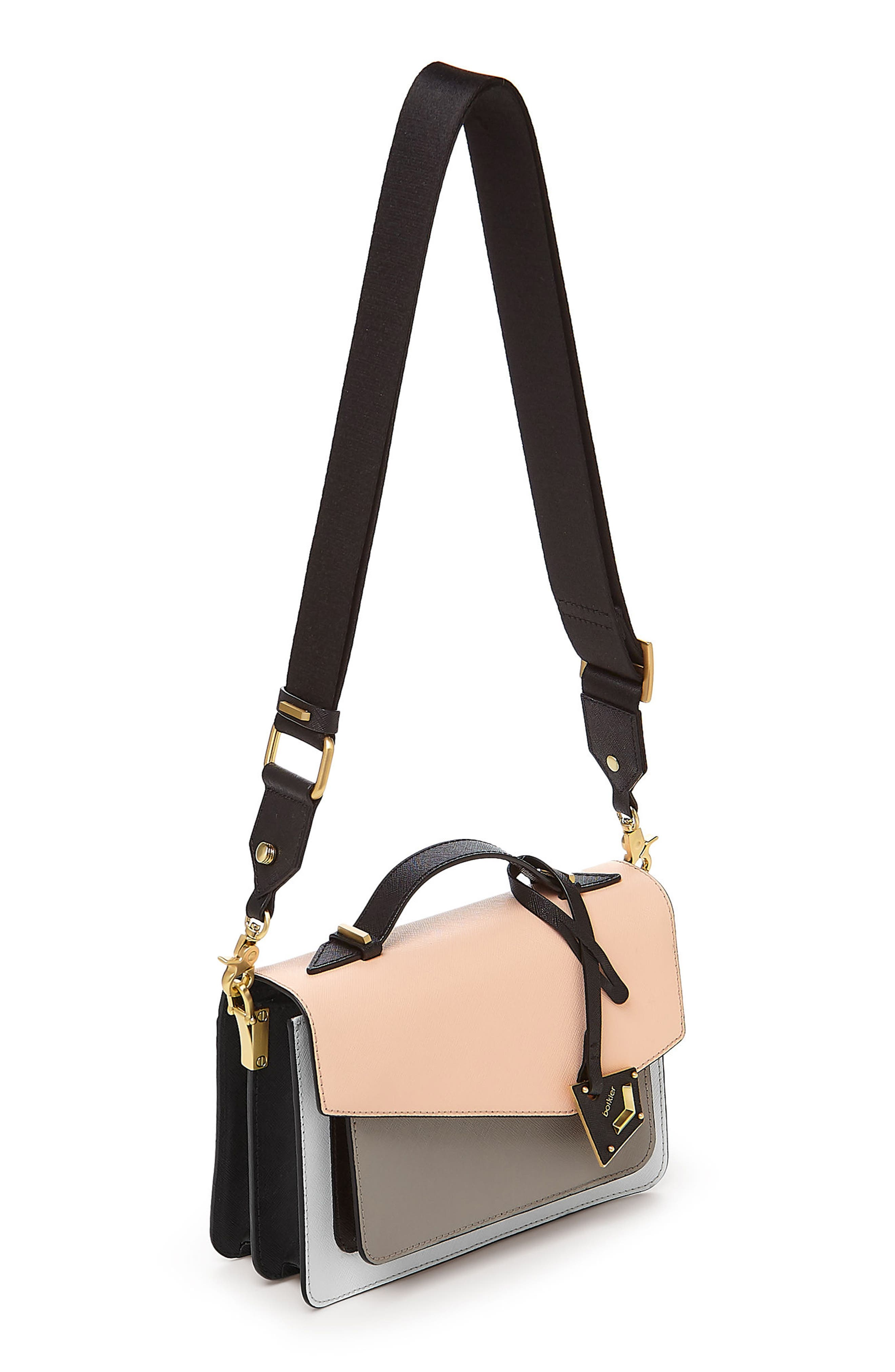 Cobble Hill Leather Crossbody Bag,                             Alternate thumbnail 97, color,