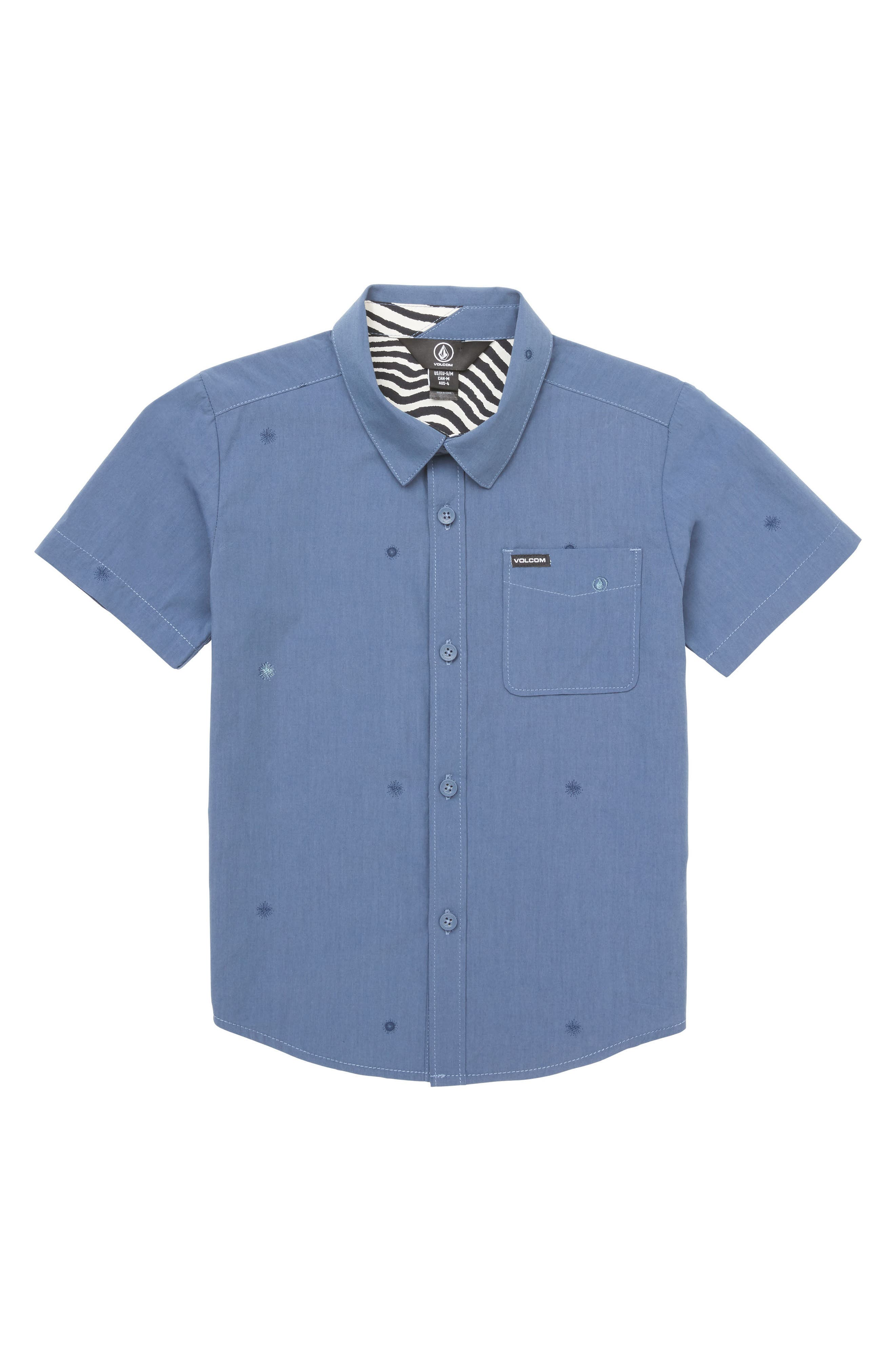 Bleeker Woven Shirt,                             Main thumbnail 1, color,                             463