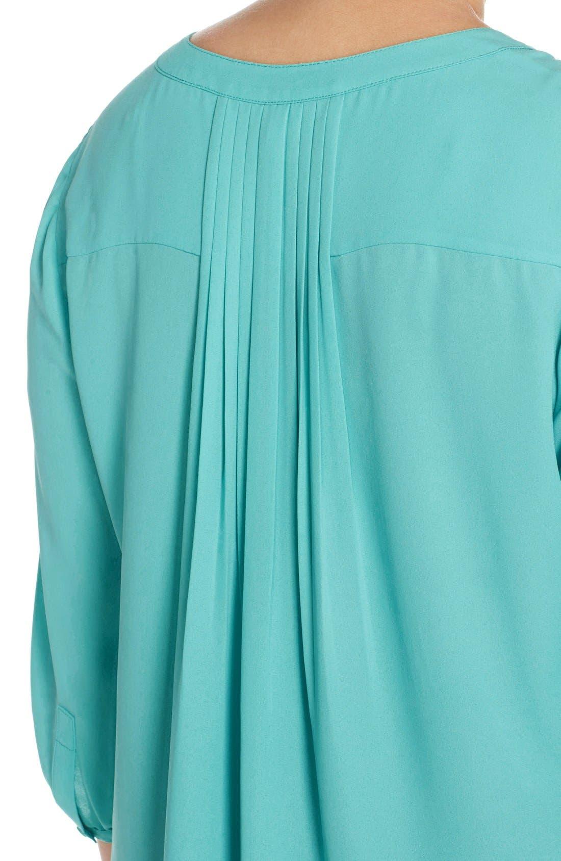 Henley Top,                             Alternate thumbnail 126, color,