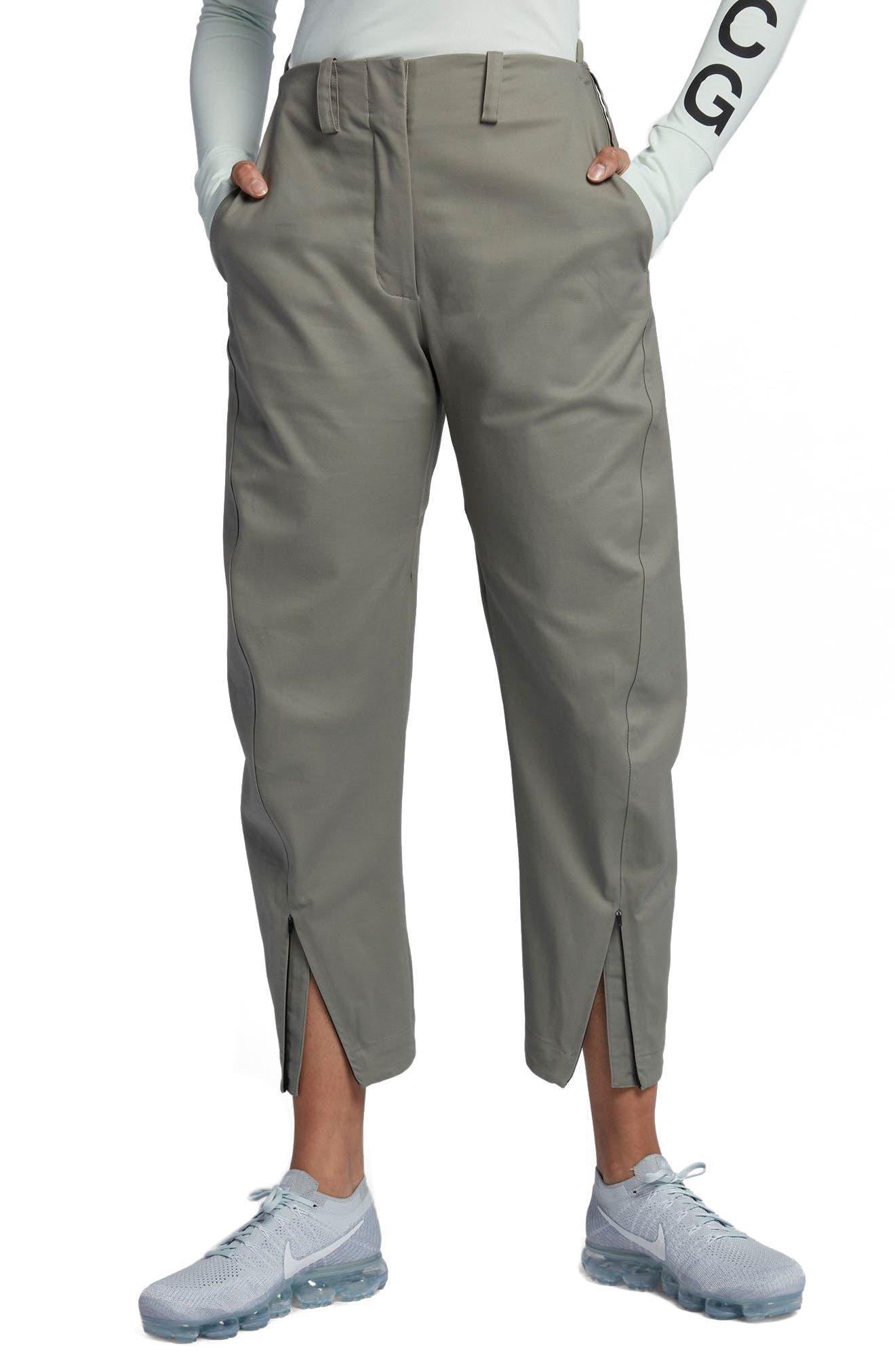 NikeLab ACG Tech Woven Pants,                             Main thumbnail 1, color,                             020