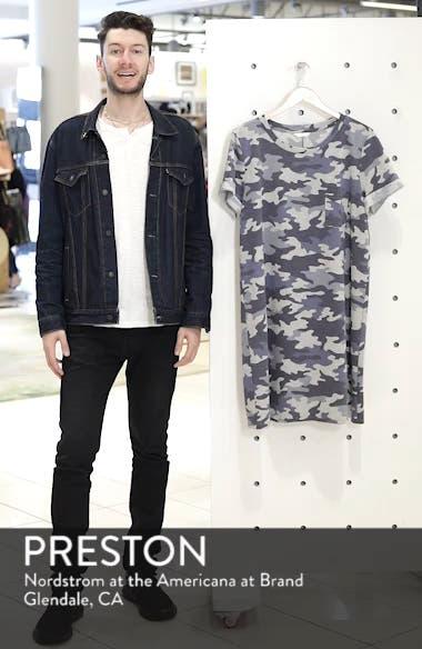 Camo T-Shirt Dress, sales video thumbnail