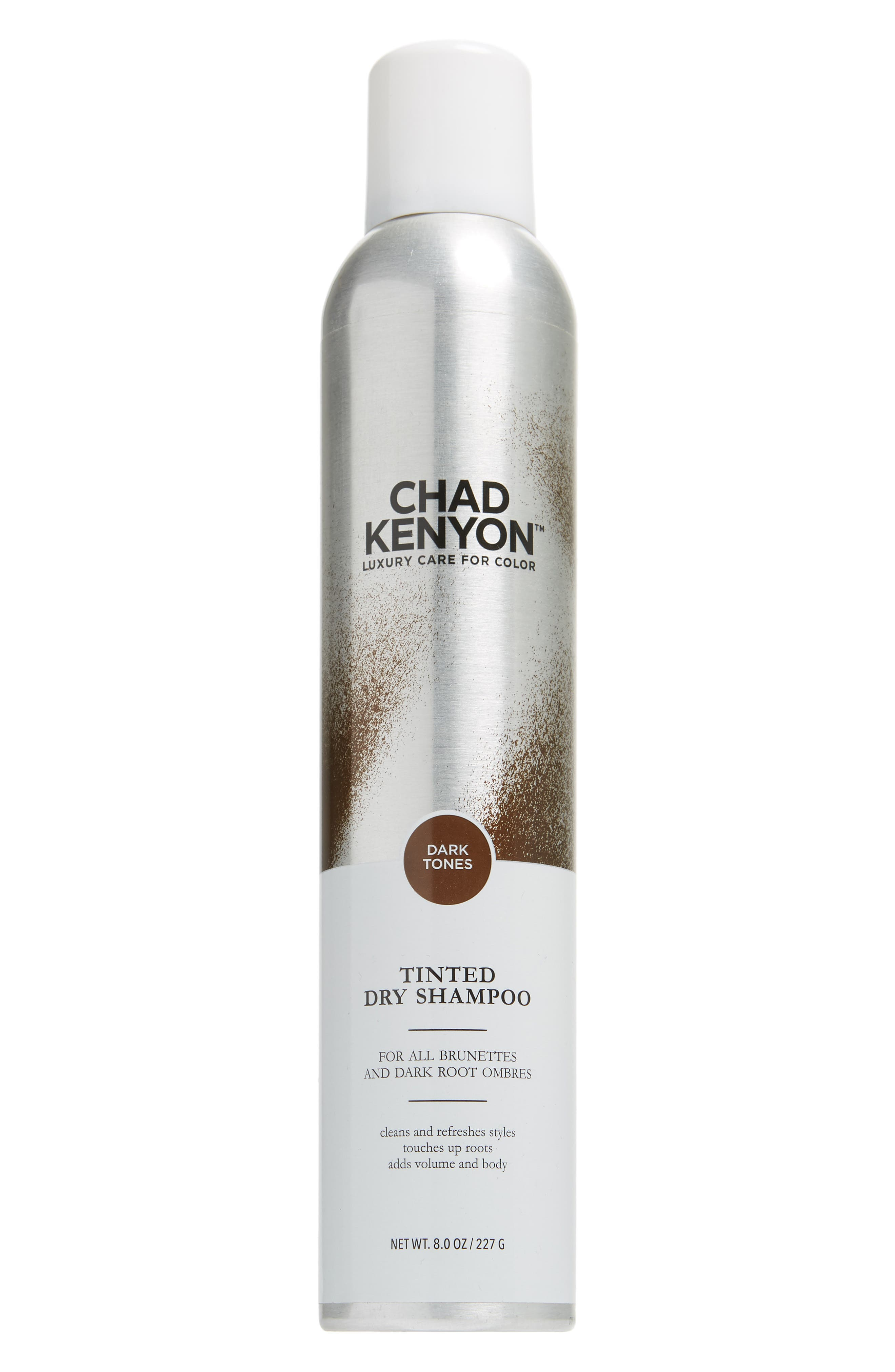 Dark Tones Tinted Dry Shampoo,                         Main,                         color, 961