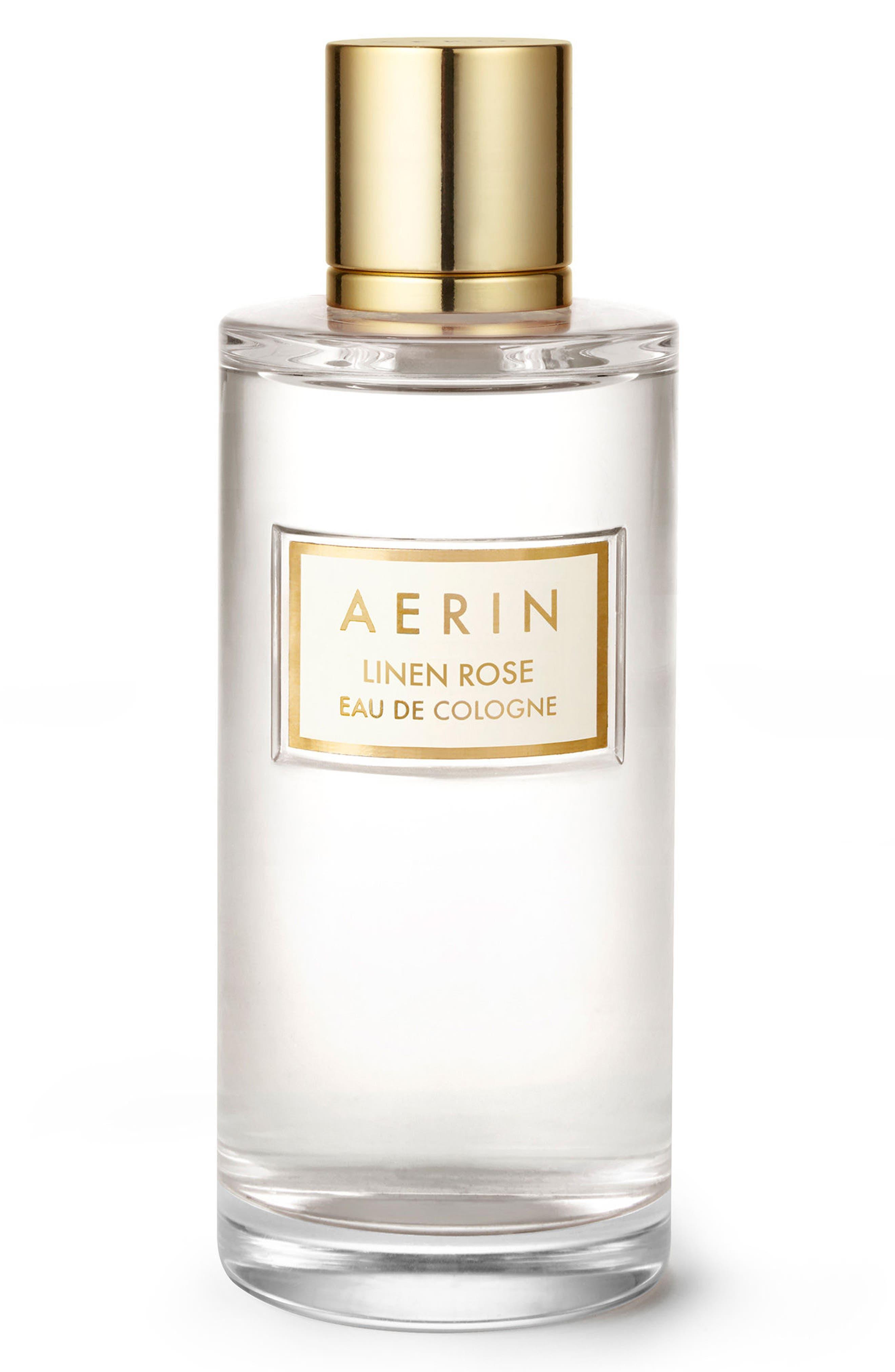 AERIN Beauty Linen Rose Eau de Cologne,                             Main thumbnail 1, color,                             000