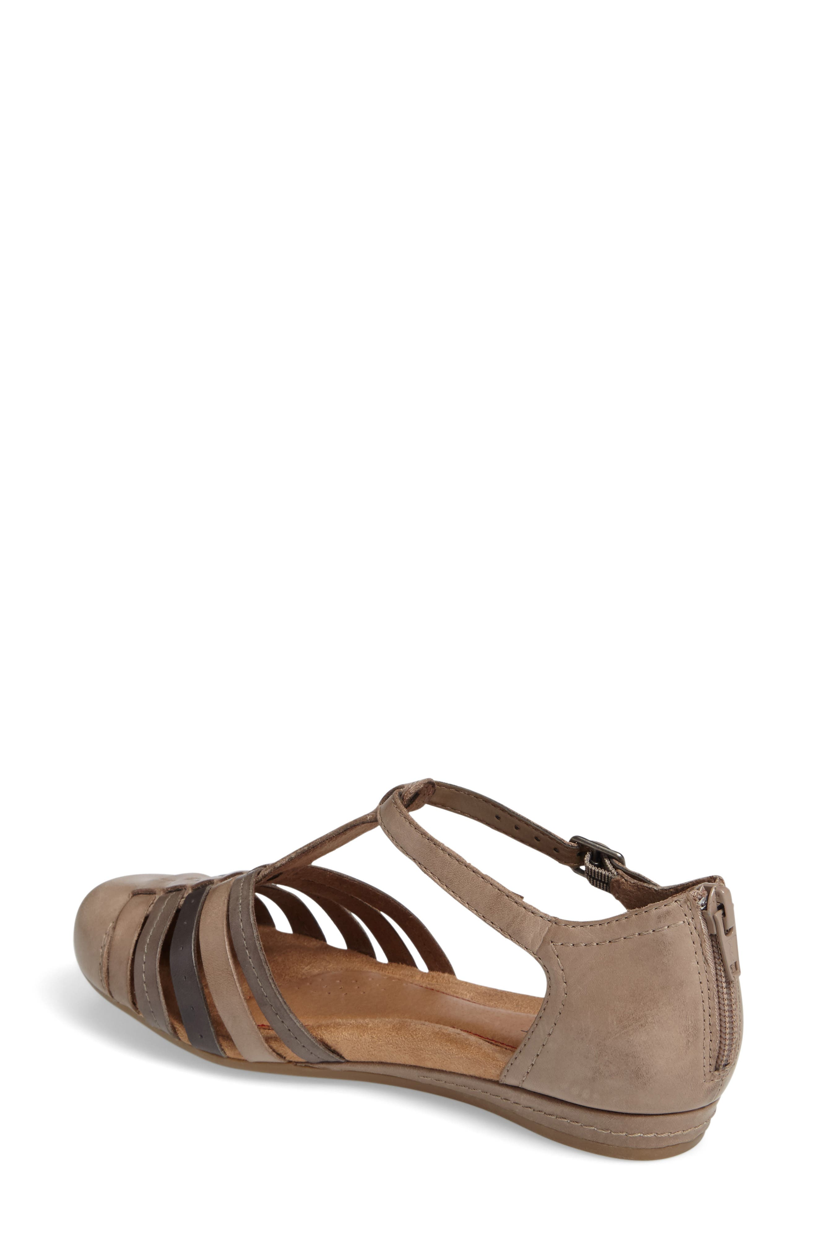 Galway T-Strap Sandal,                             Alternate thumbnail 9, color,