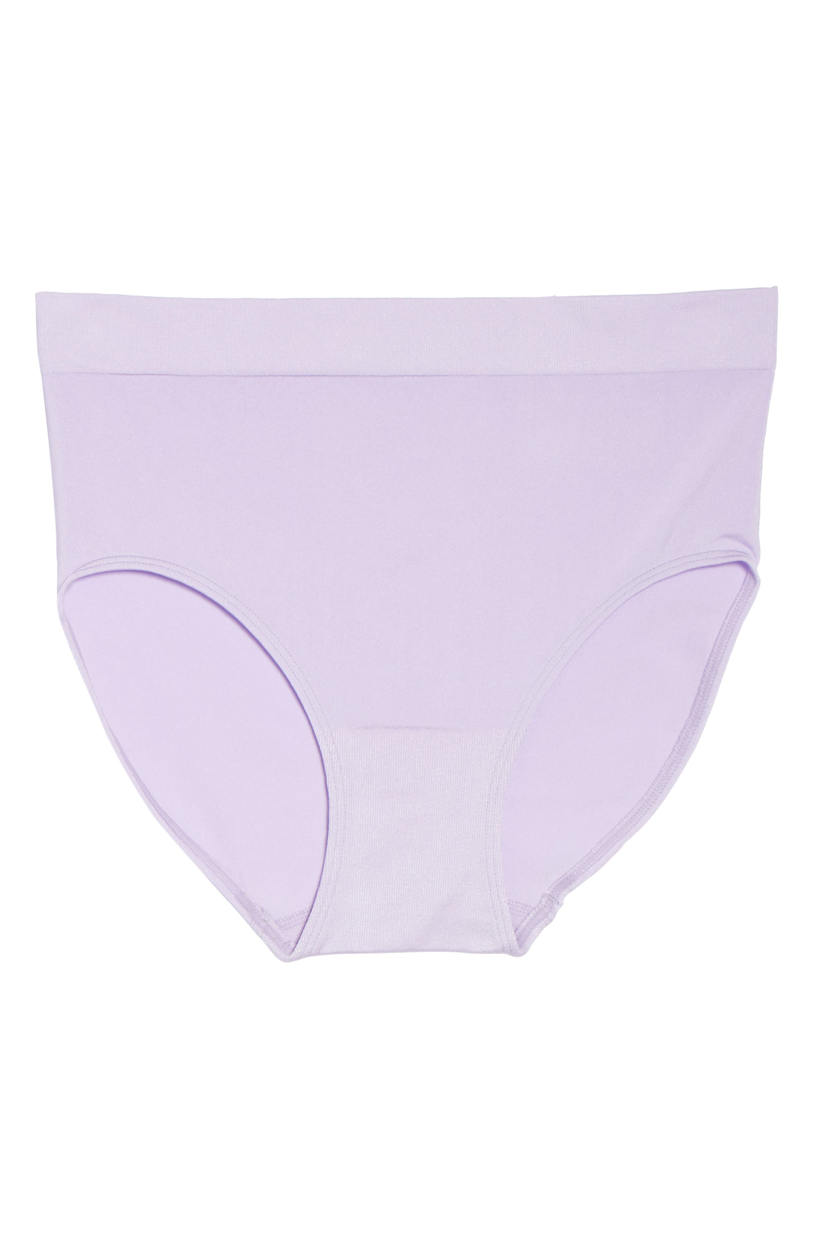 B Smooth Briefs,                             Alternate thumbnail 6, color,                             PASTEL LILAC