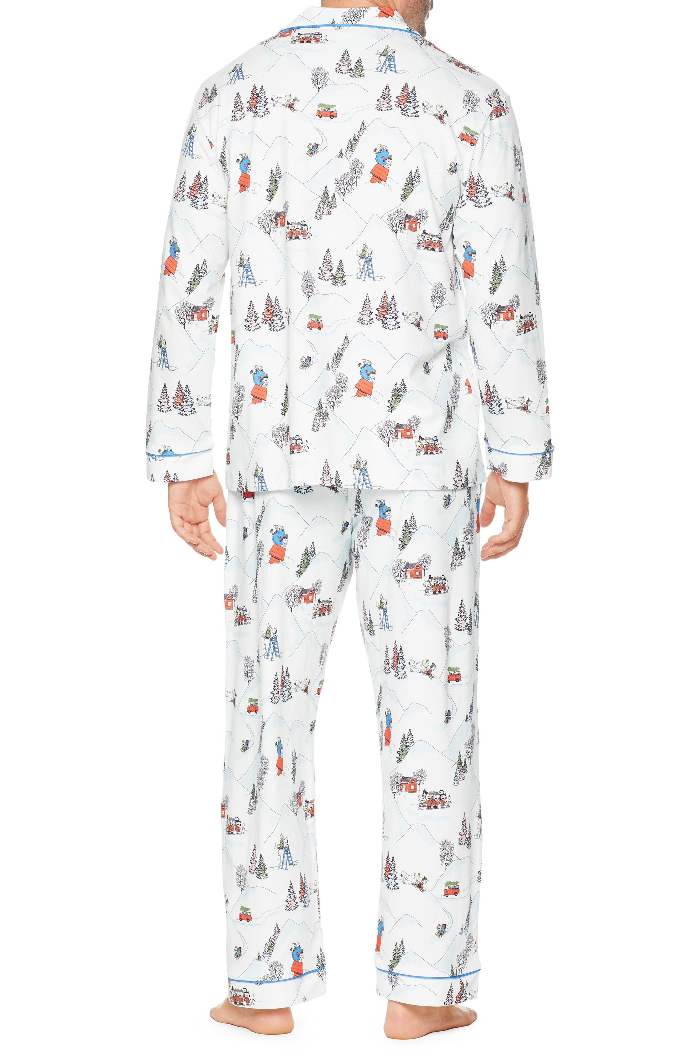 Classic Pajamas,                             Alternate thumbnail 2, color,                             134