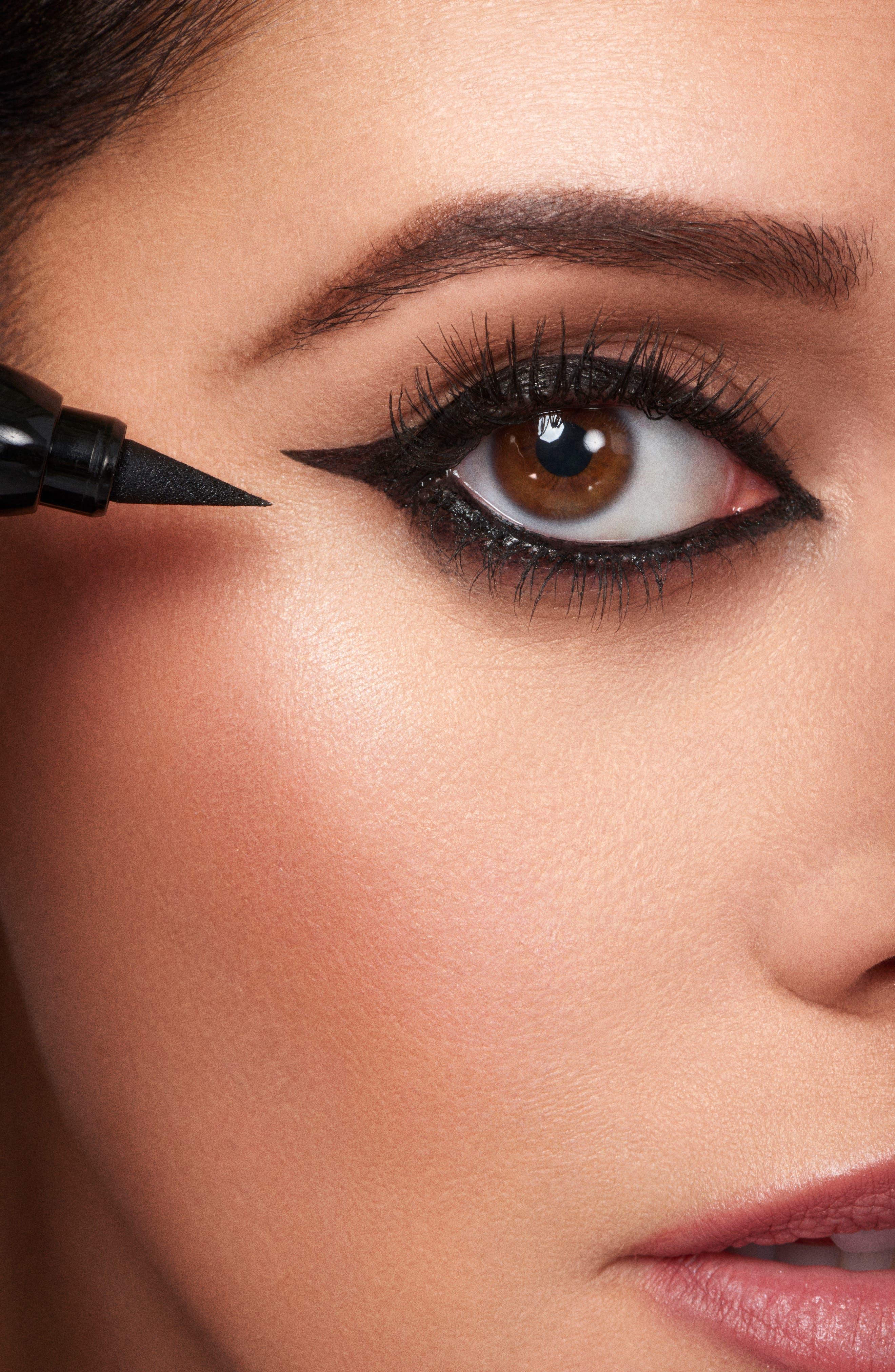 Line-N-Define Dual Dimension Eyeliner,                             Alternate thumbnail 3, color,                             BLACK