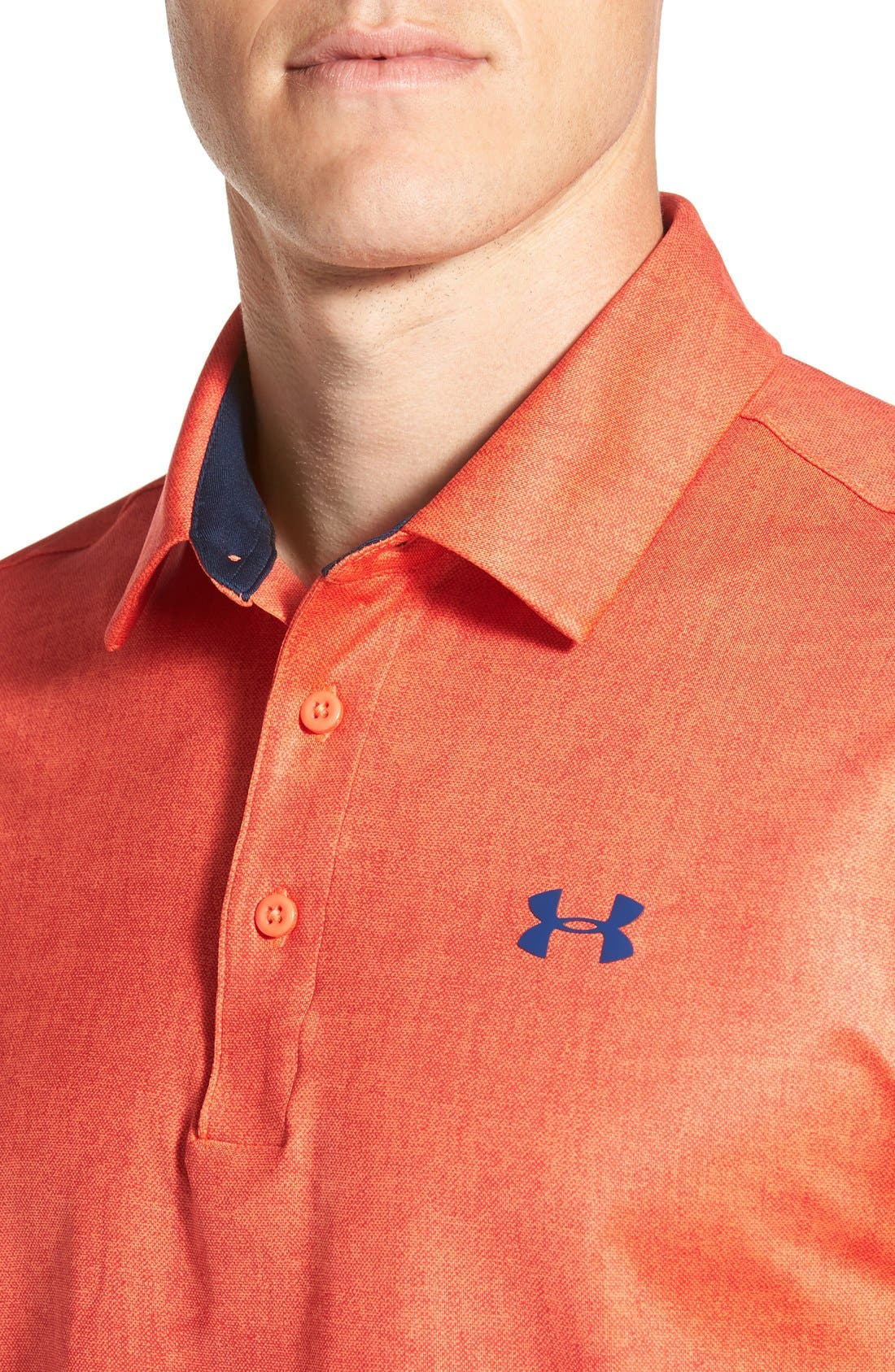 'Playoff' Loose Fit Short Sleeve Polo,                             Alternate thumbnail 225, color,