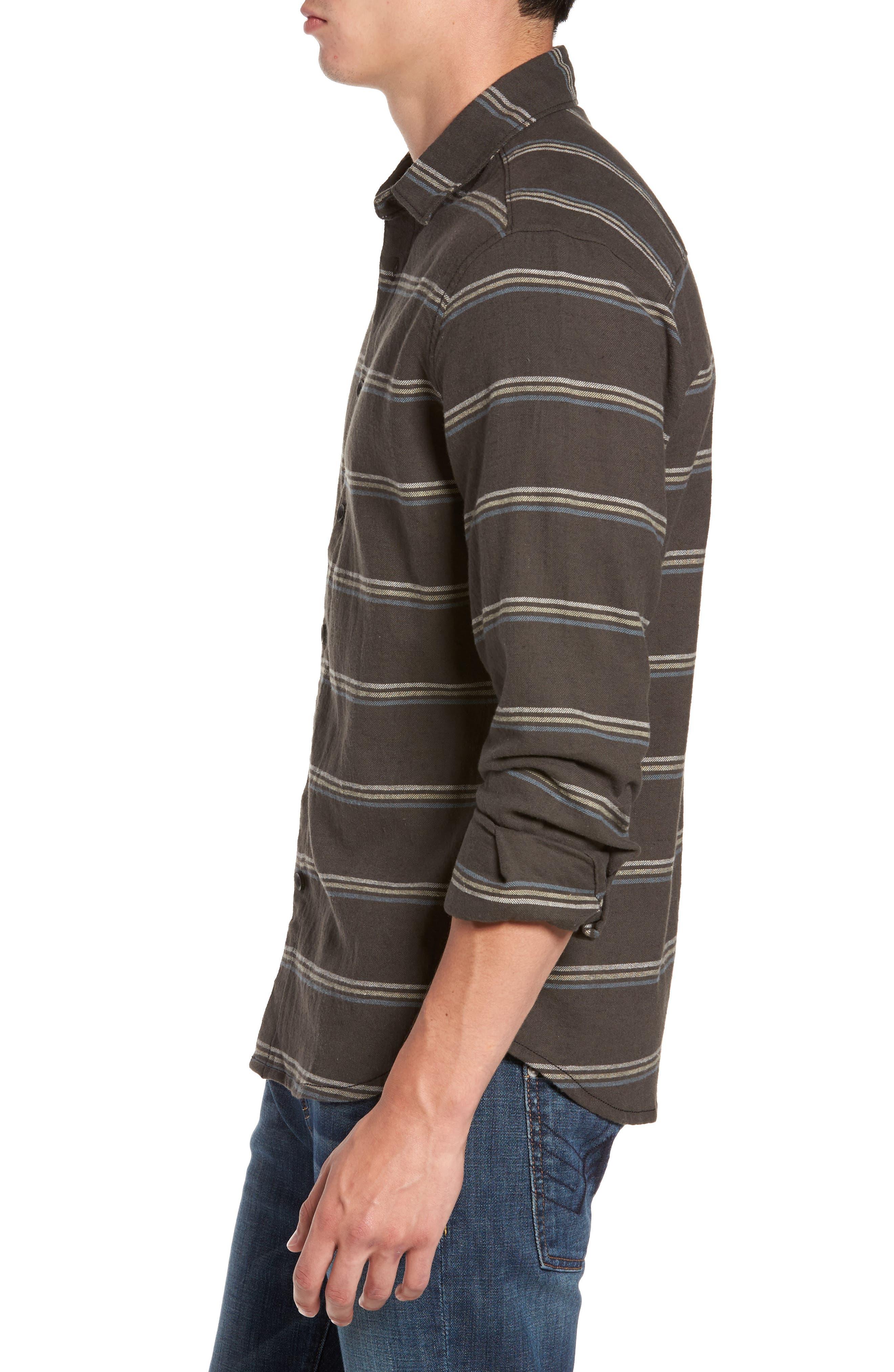 McKinley Stripe Shirt,                             Alternate thumbnail 3, color,                             002