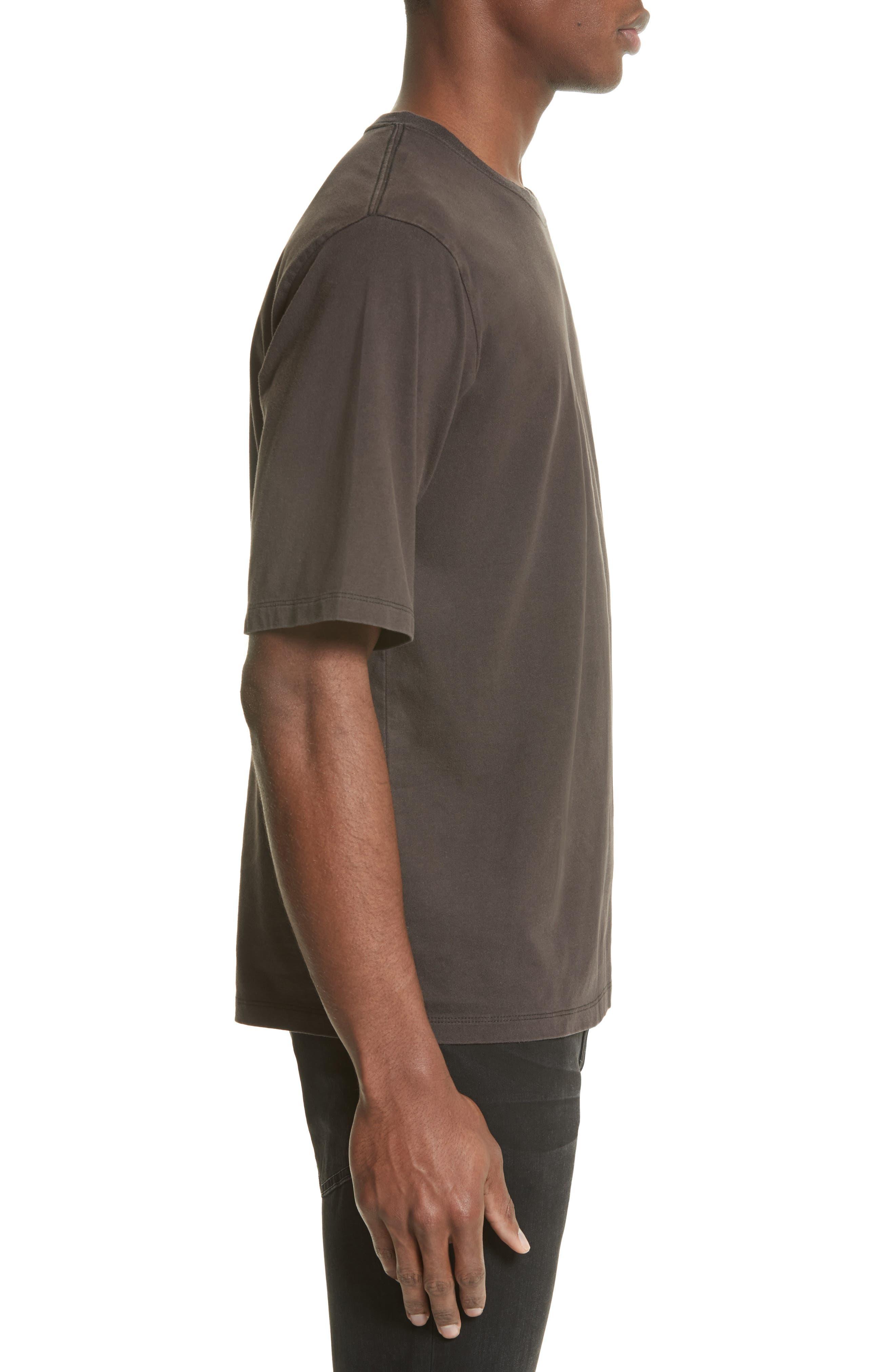 Type-01 T-Shirt,                             Alternate thumbnail 3, color,                             001