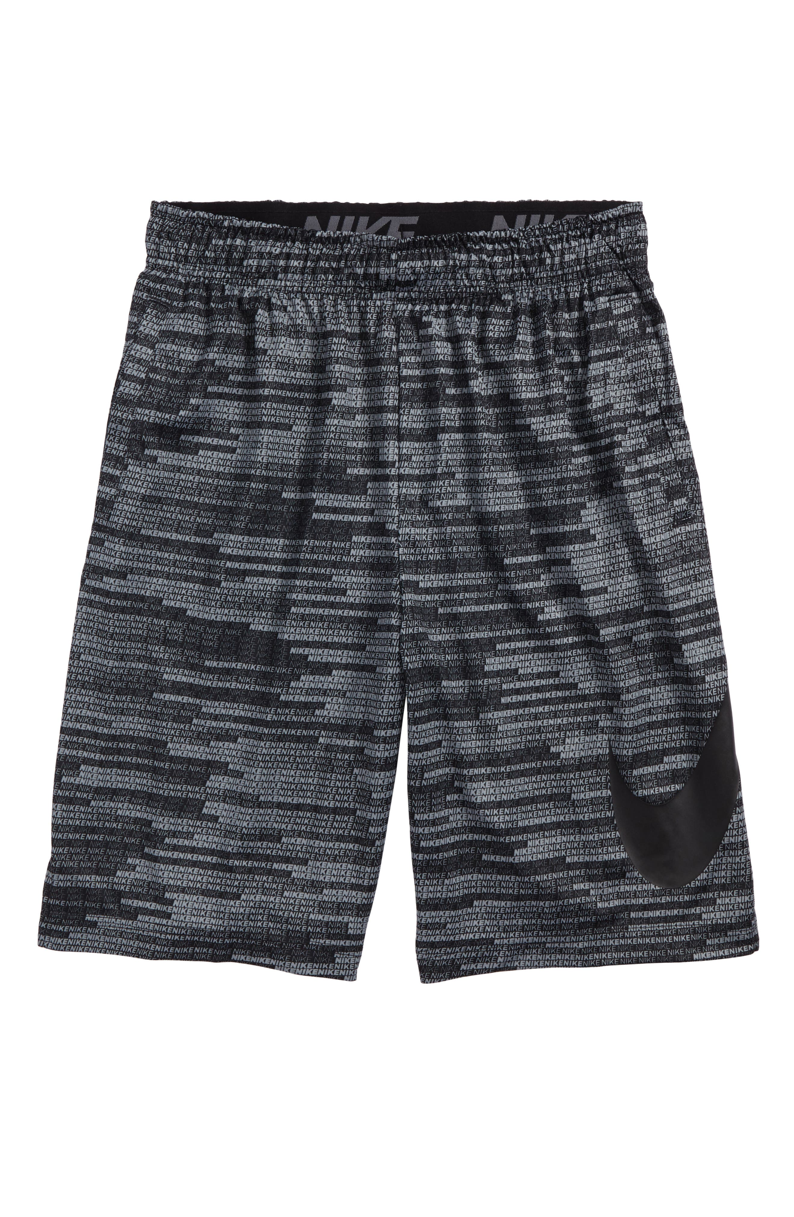 Dry Training Shorts,                             Main thumbnail 1, color,                             010
