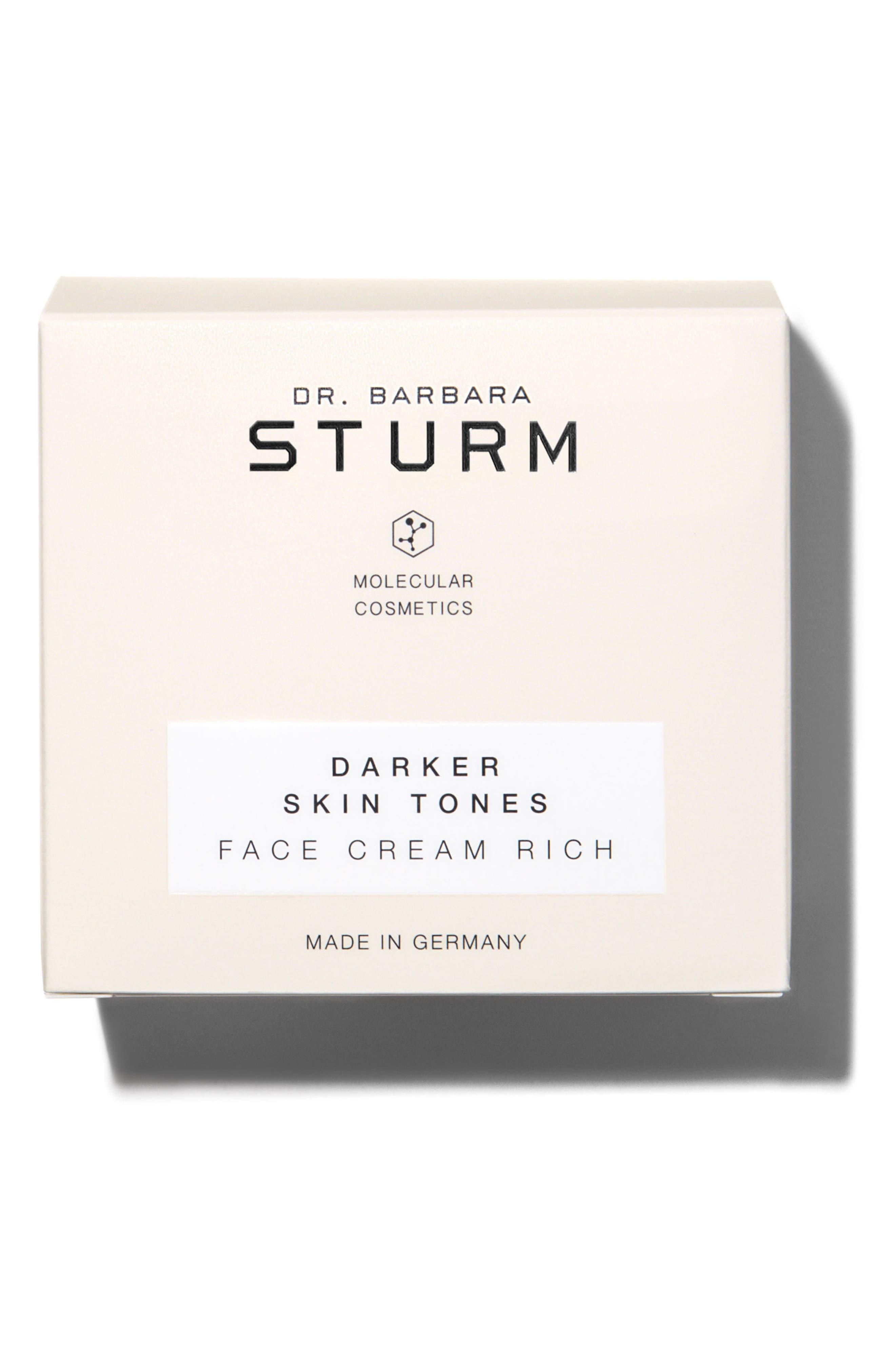Darker Skin Tones Face Cream Rich,                             Alternate thumbnail 2, color,                             NO COLOR