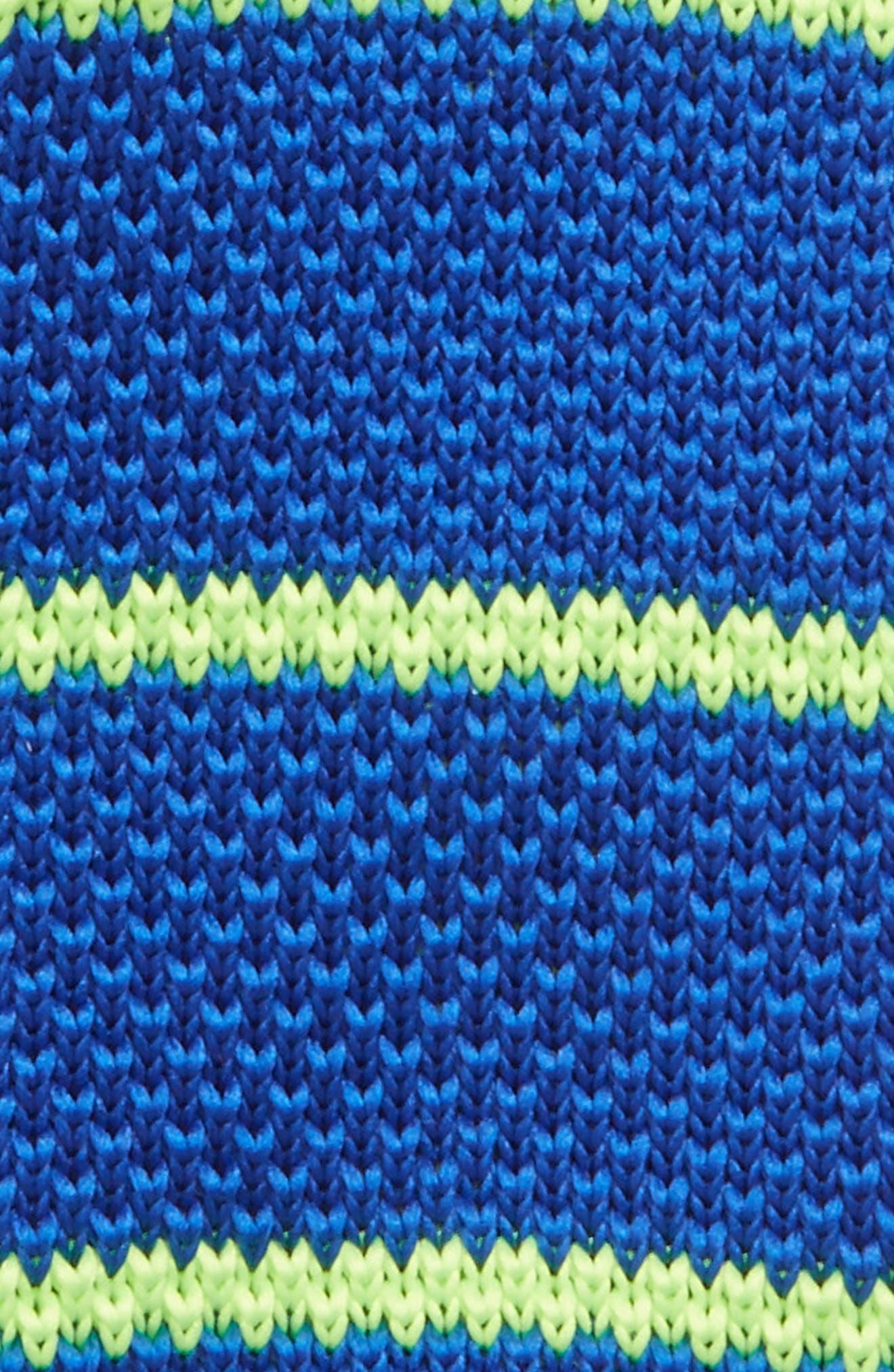 Knit Tie,                             Alternate thumbnail 2, color,                             322