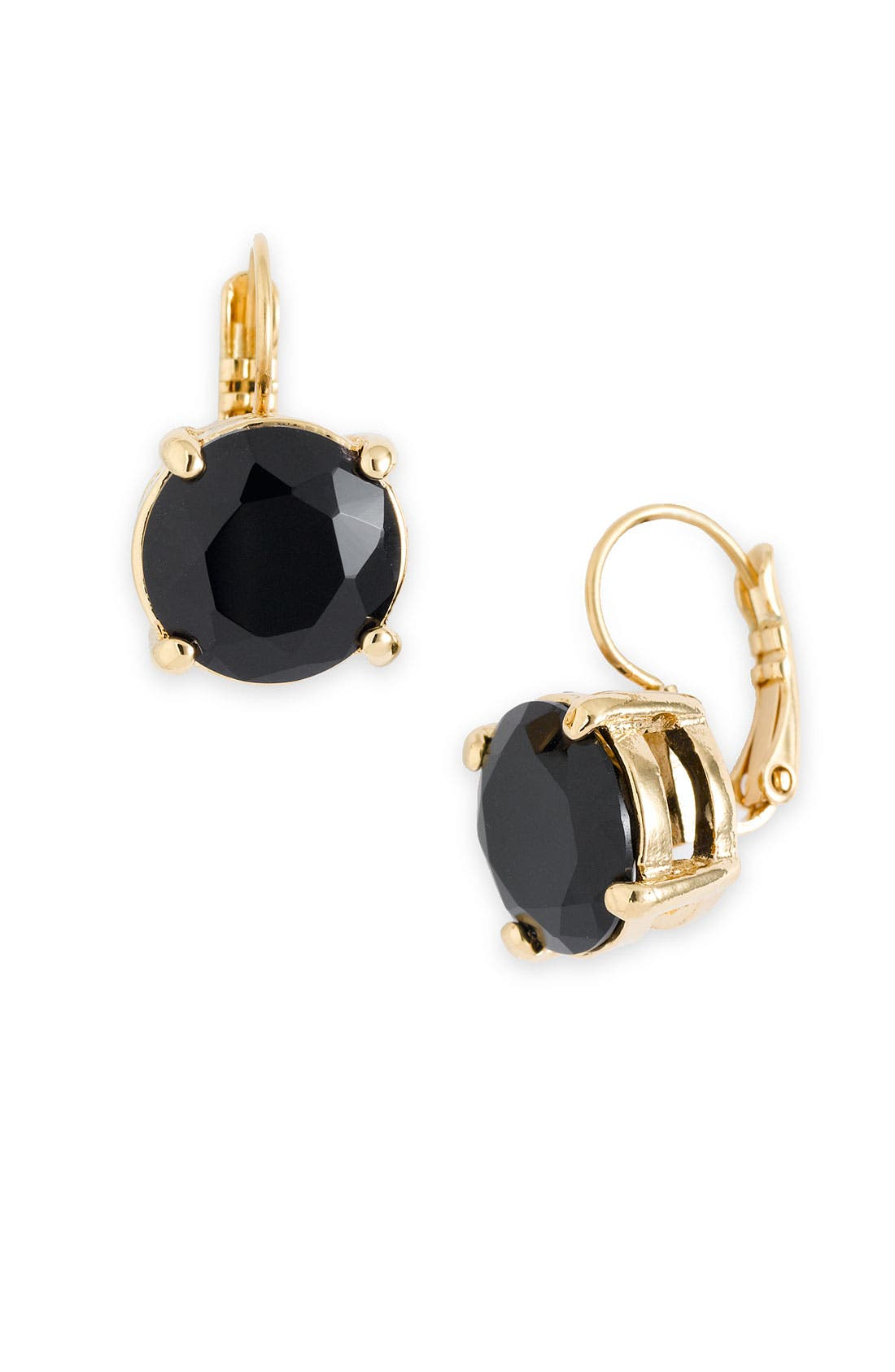 KATE SPADE NEW YORK round earrings, Main, color, 008