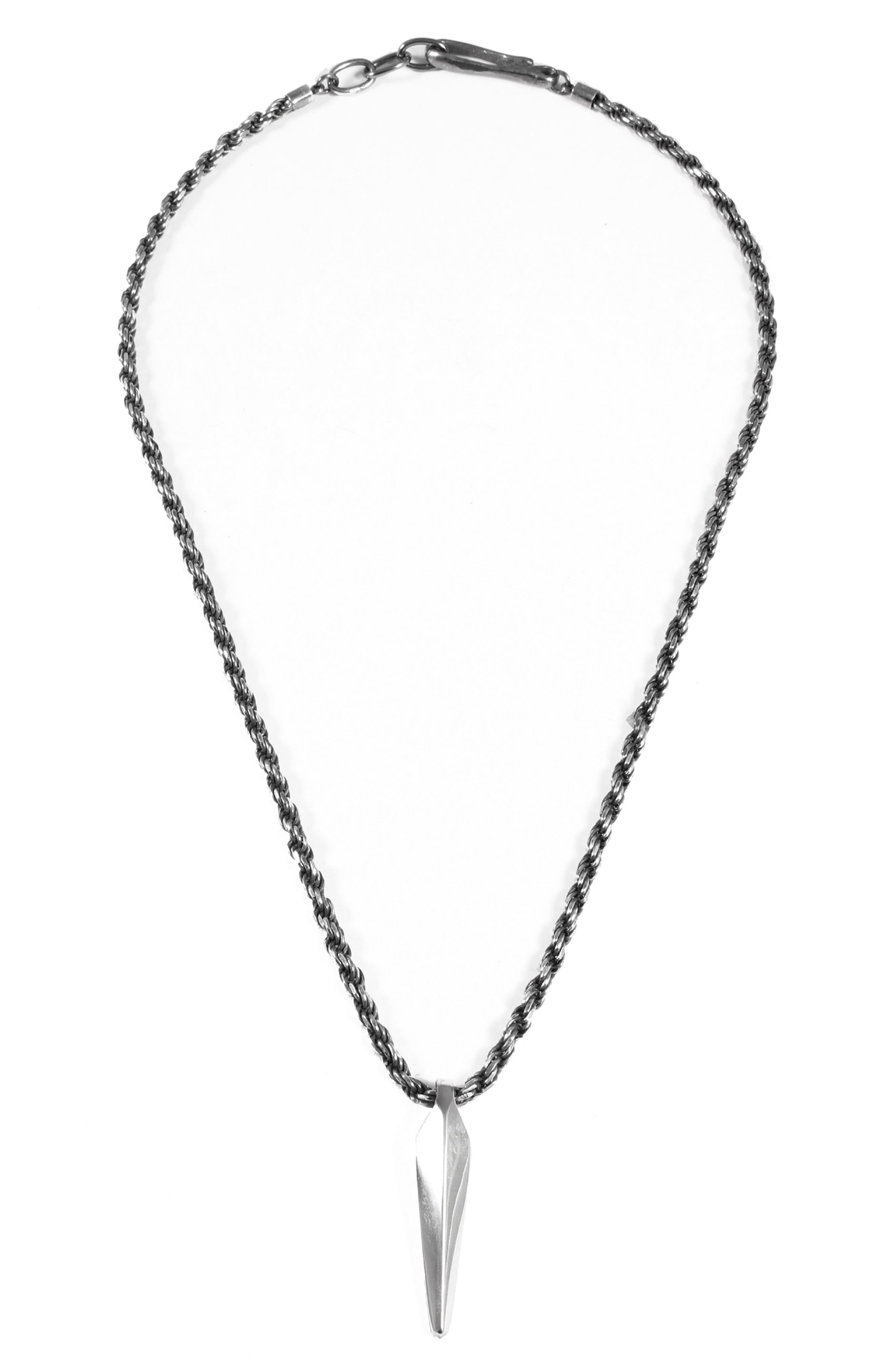 Fortitude Pendant Necklace,                             Main thumbnail 1, color,                             040