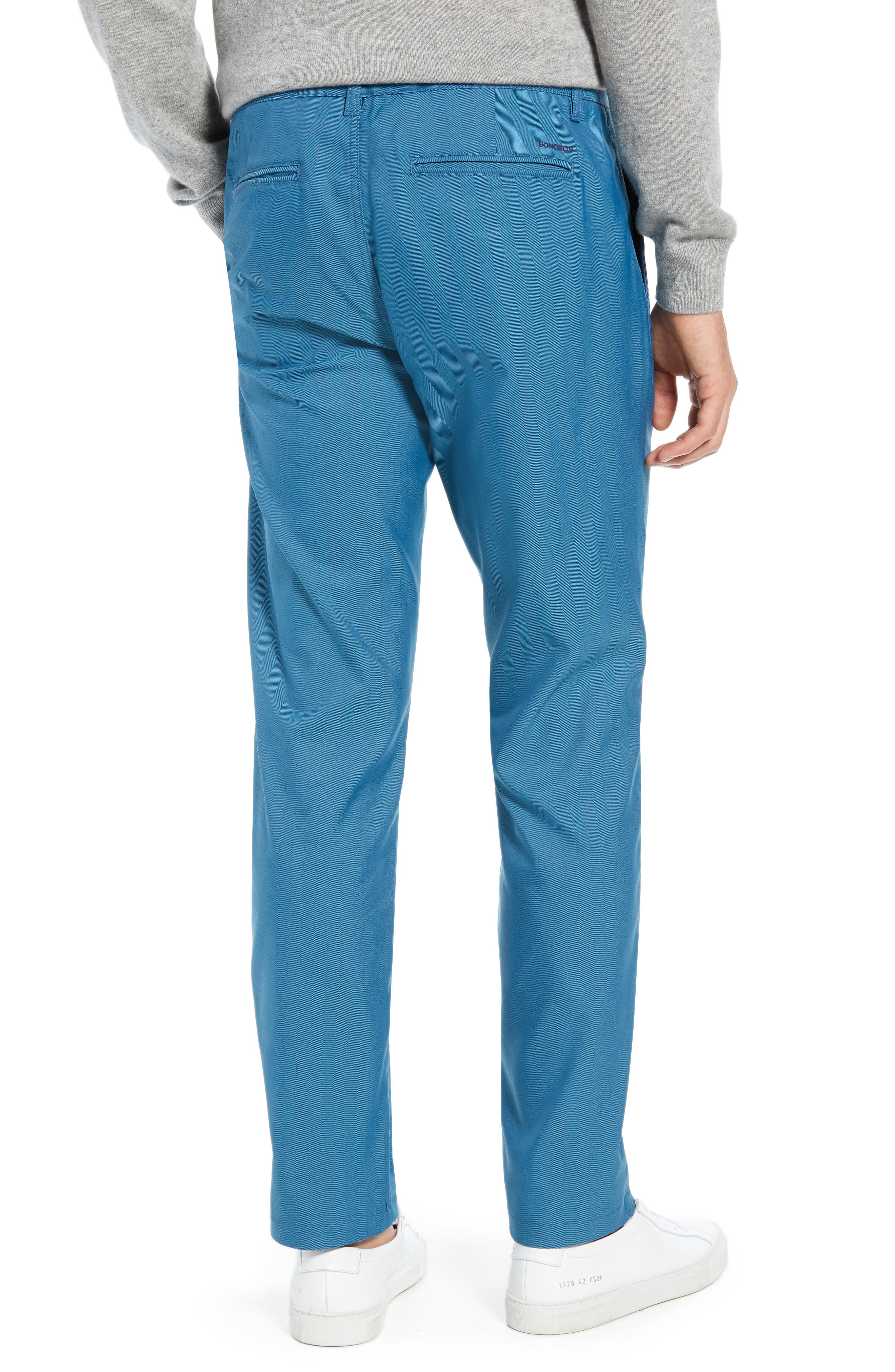 Highland Slim Fit Golf Pants,                             Alternate thumbnail 2, color,                             400