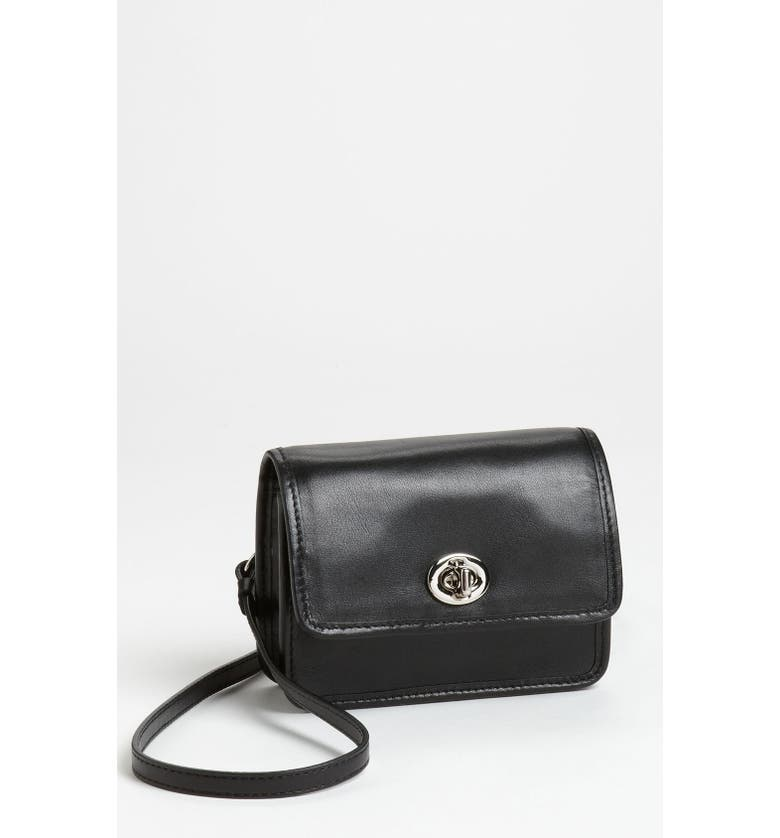 062810ba22 COACH  Legacy - Mini Mini  Leather Crossbody Bag