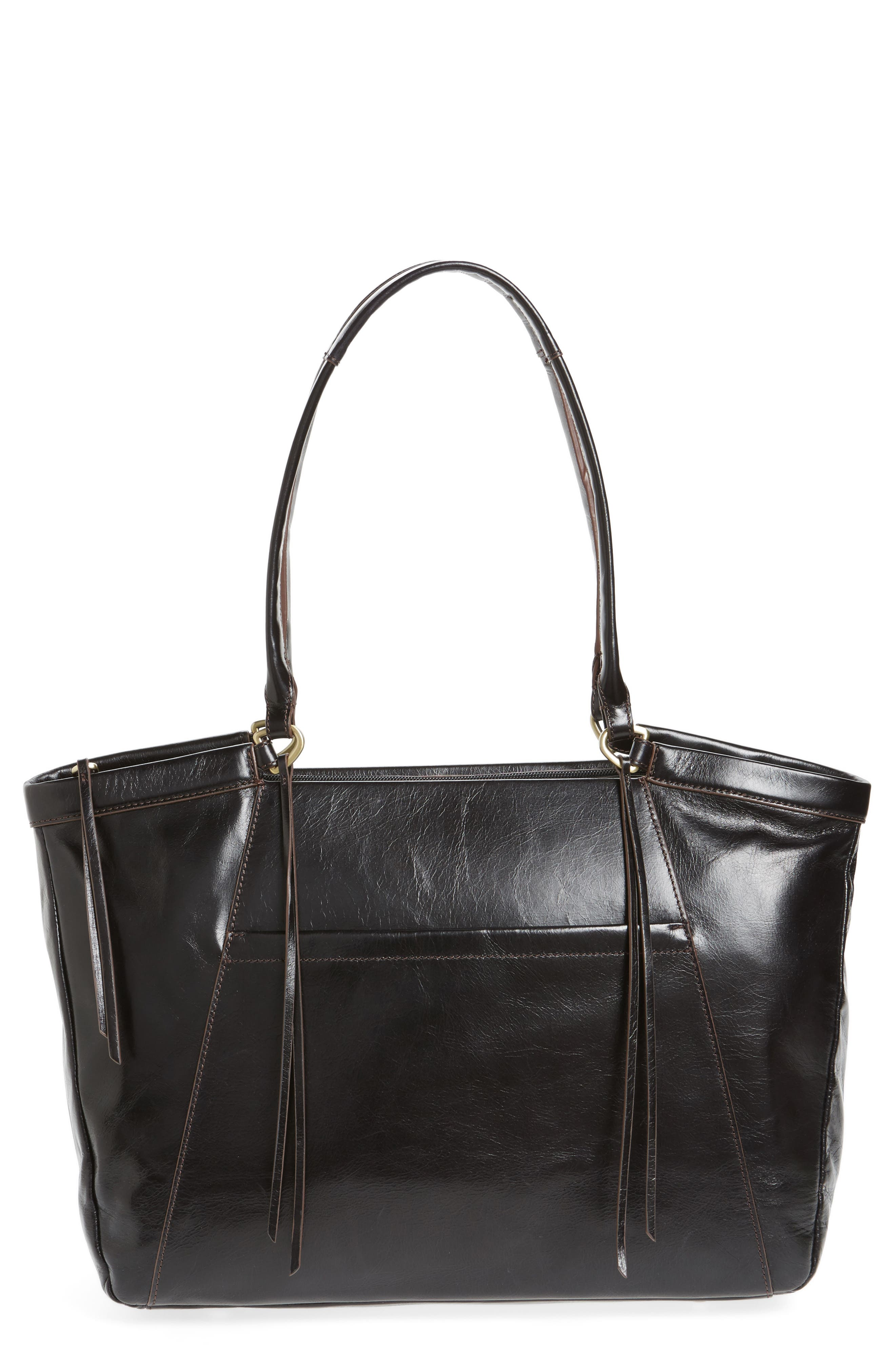 Maryanna Leather Tote,                         Main,                         color,