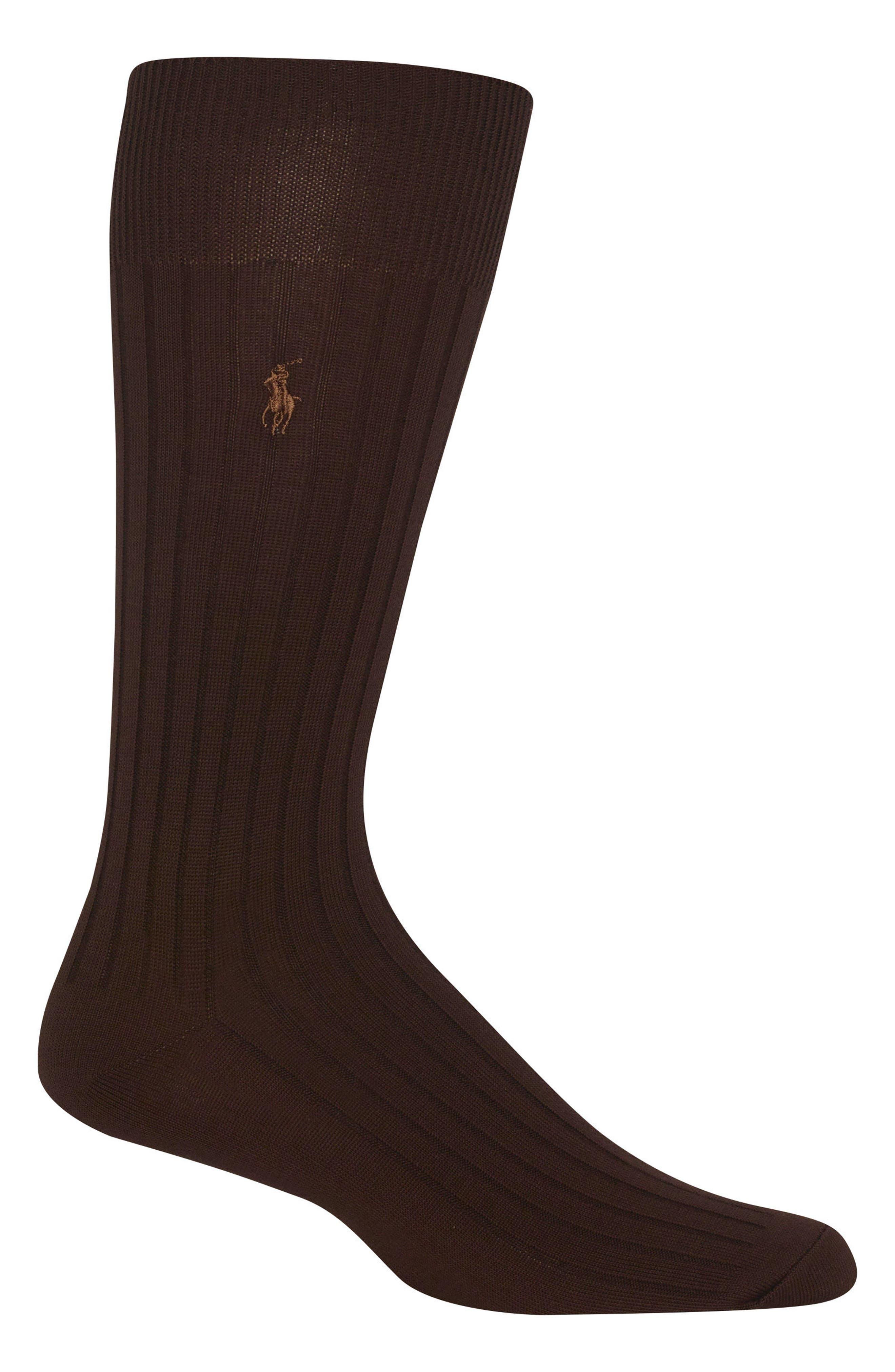 Ribbed Socks,                             Main thumbnail 3, color,